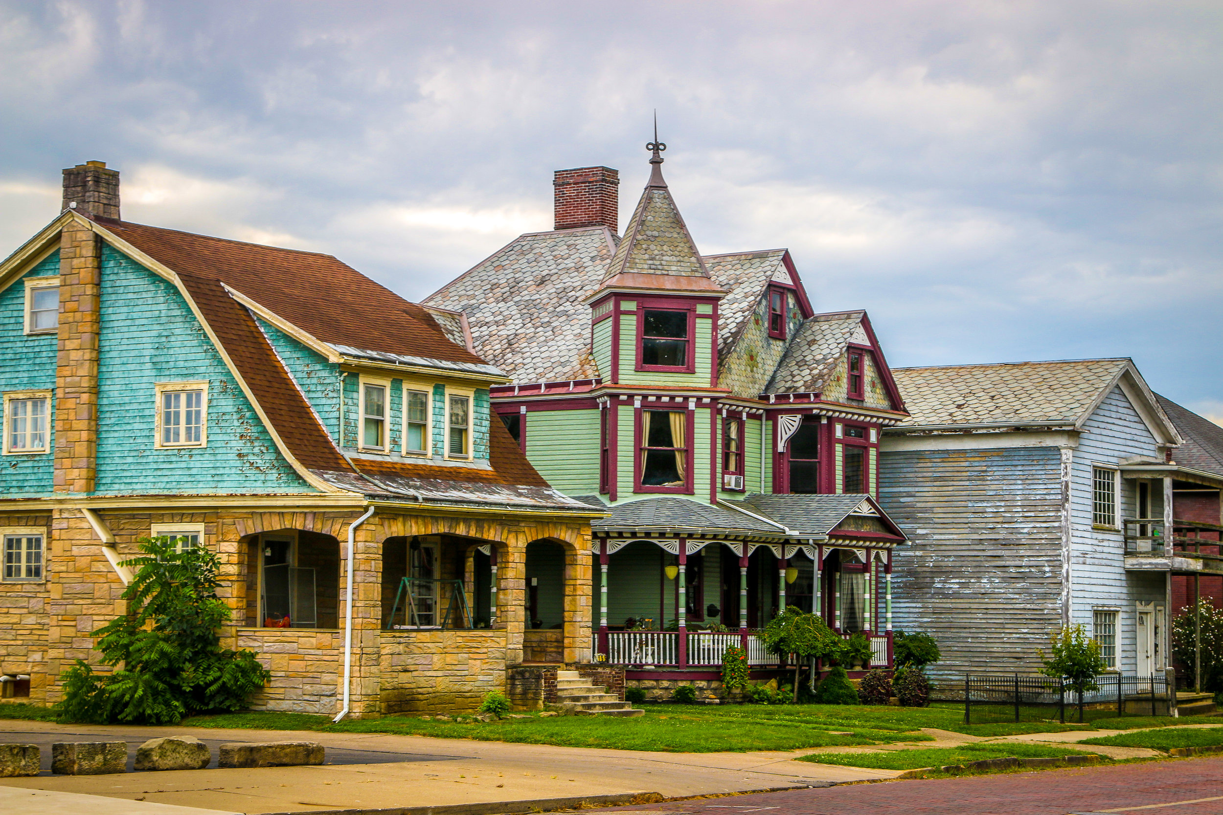 Victorian House Nelsonville