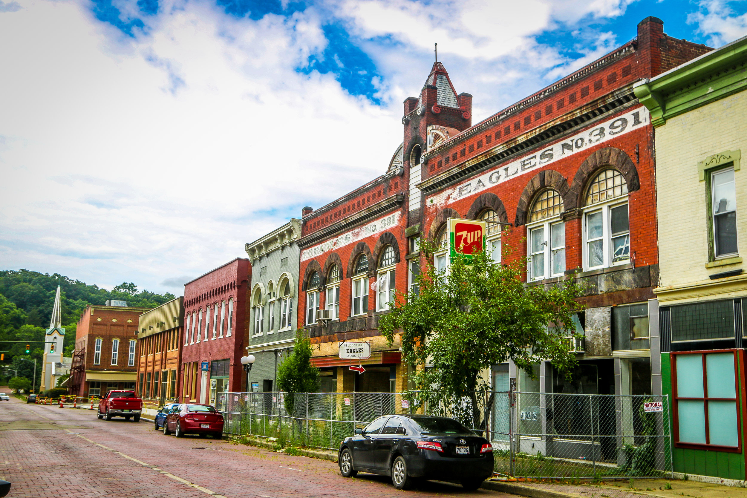 Downtown Nelsonville