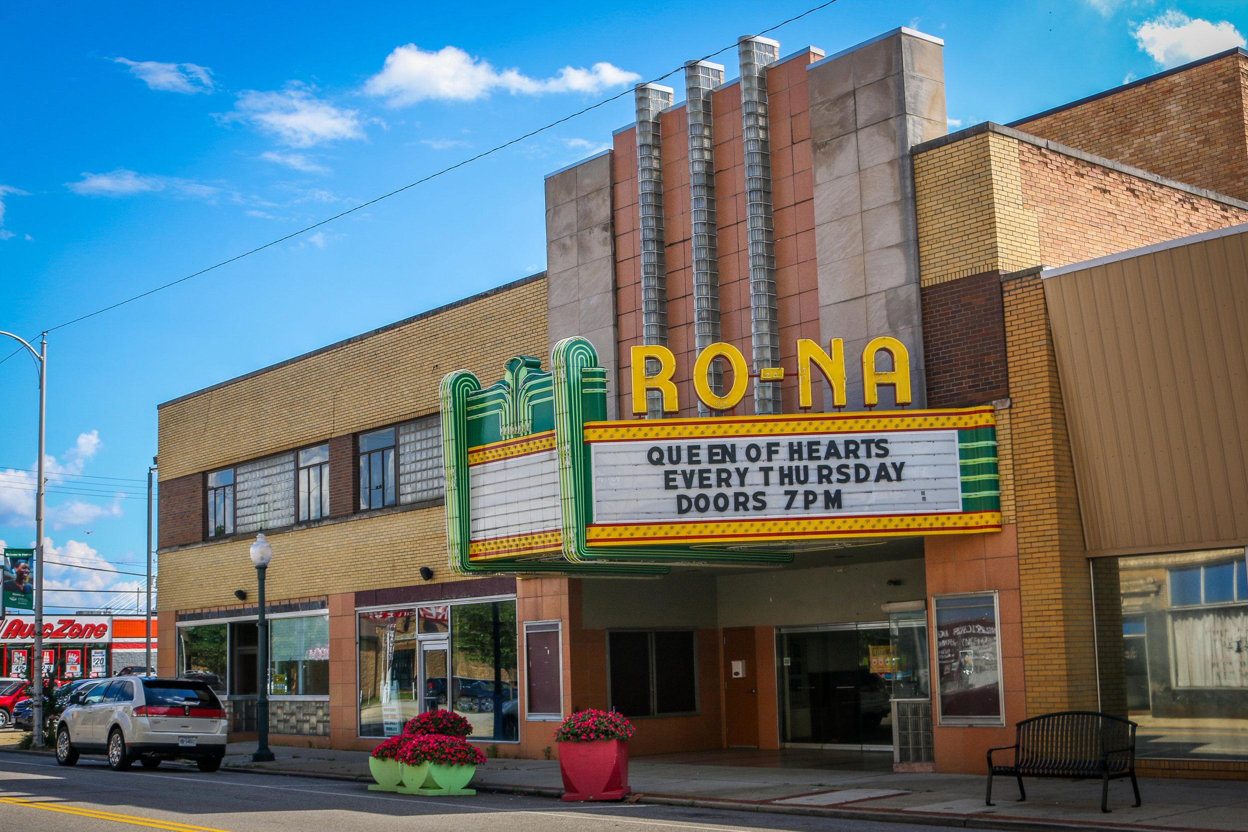 ironton theater movie downtown ohio