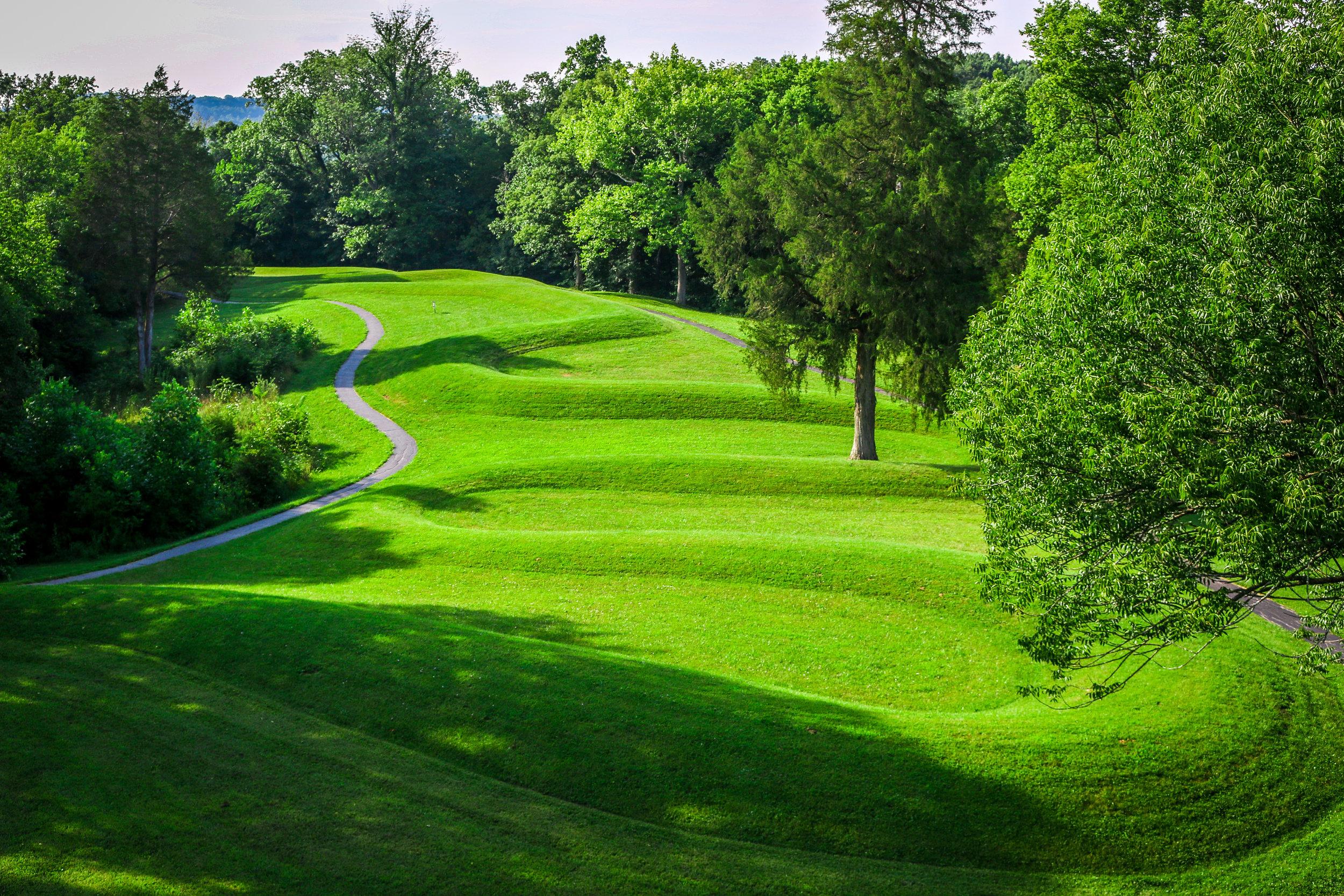Ohio's Magnificent Serpent Mounds
