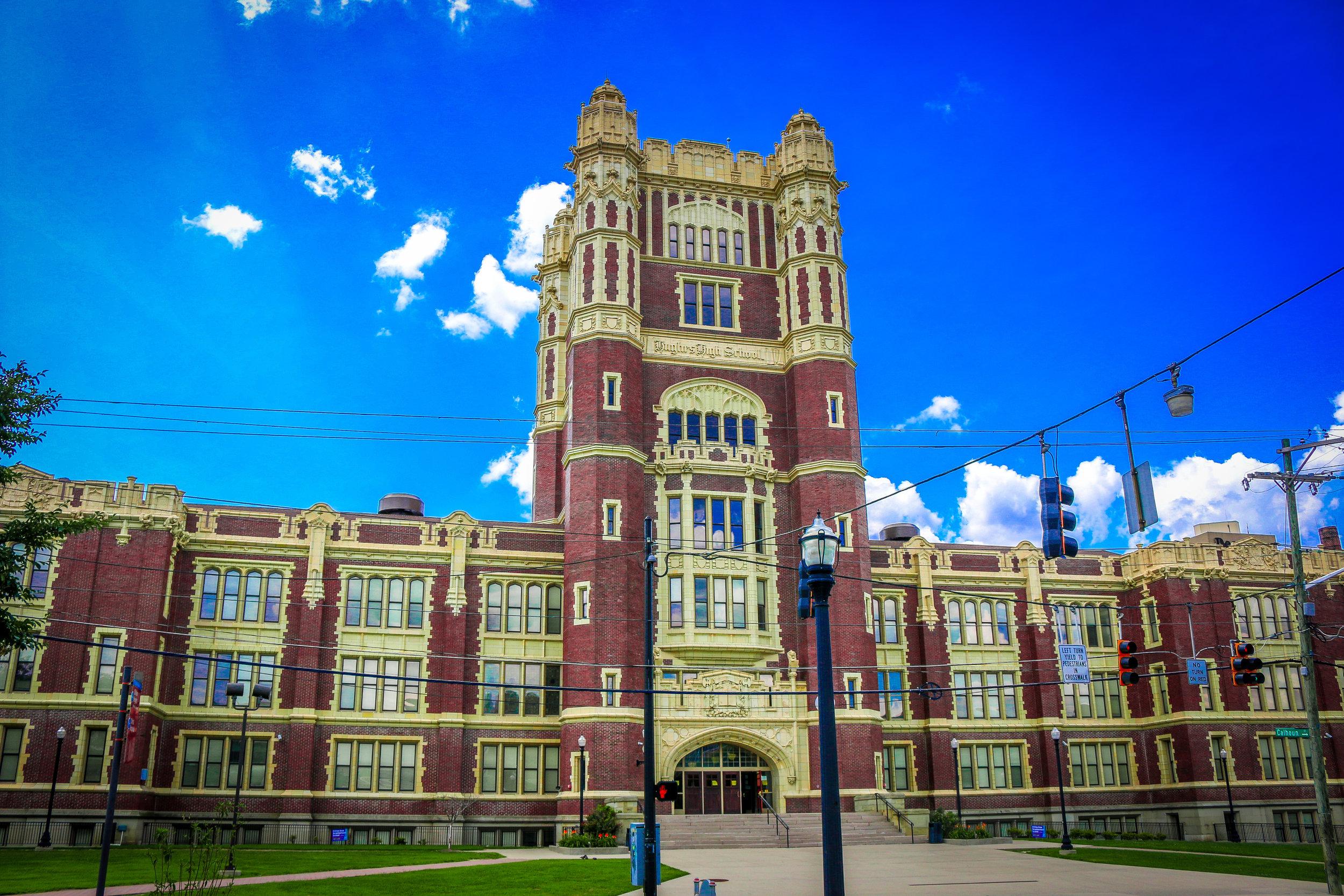 giant gothic high school cincinnati ohio
