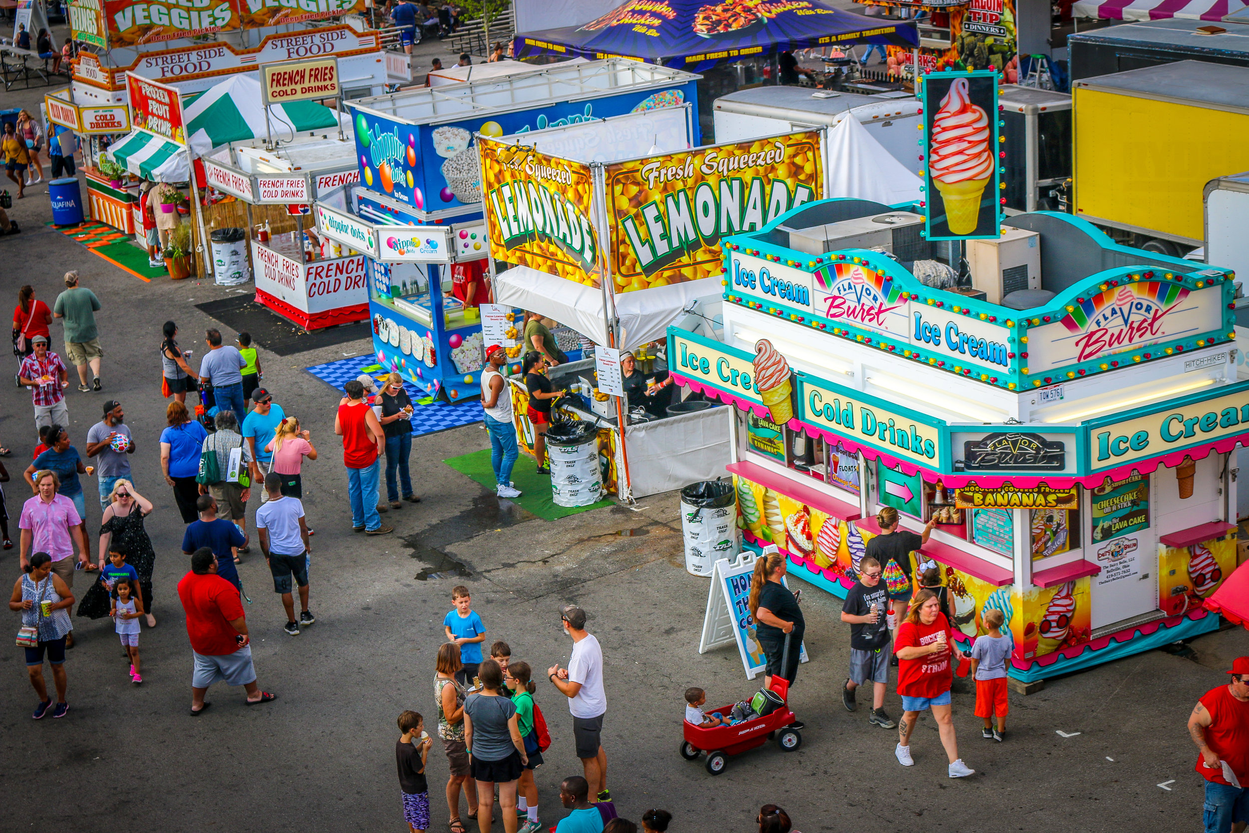 ohio state fair columbus 2018 photos