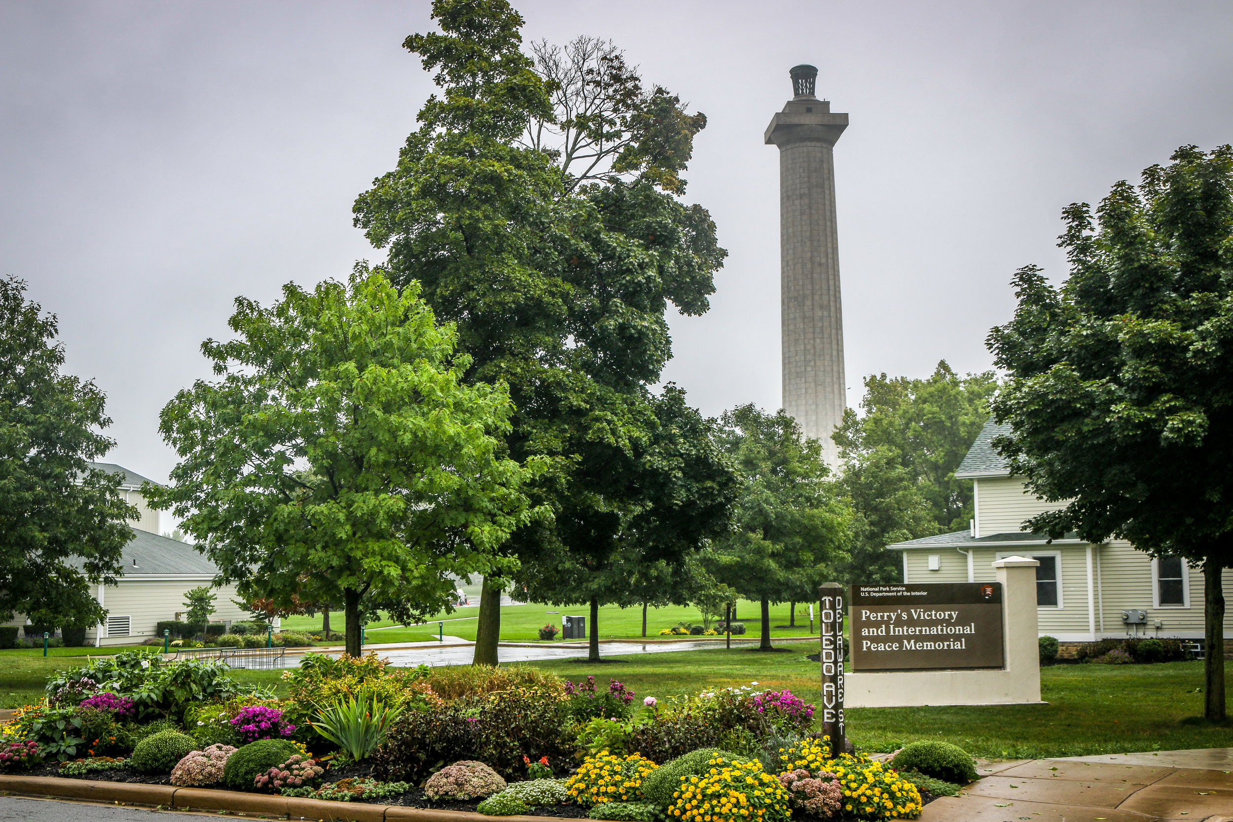 Perry's Victory Memorial