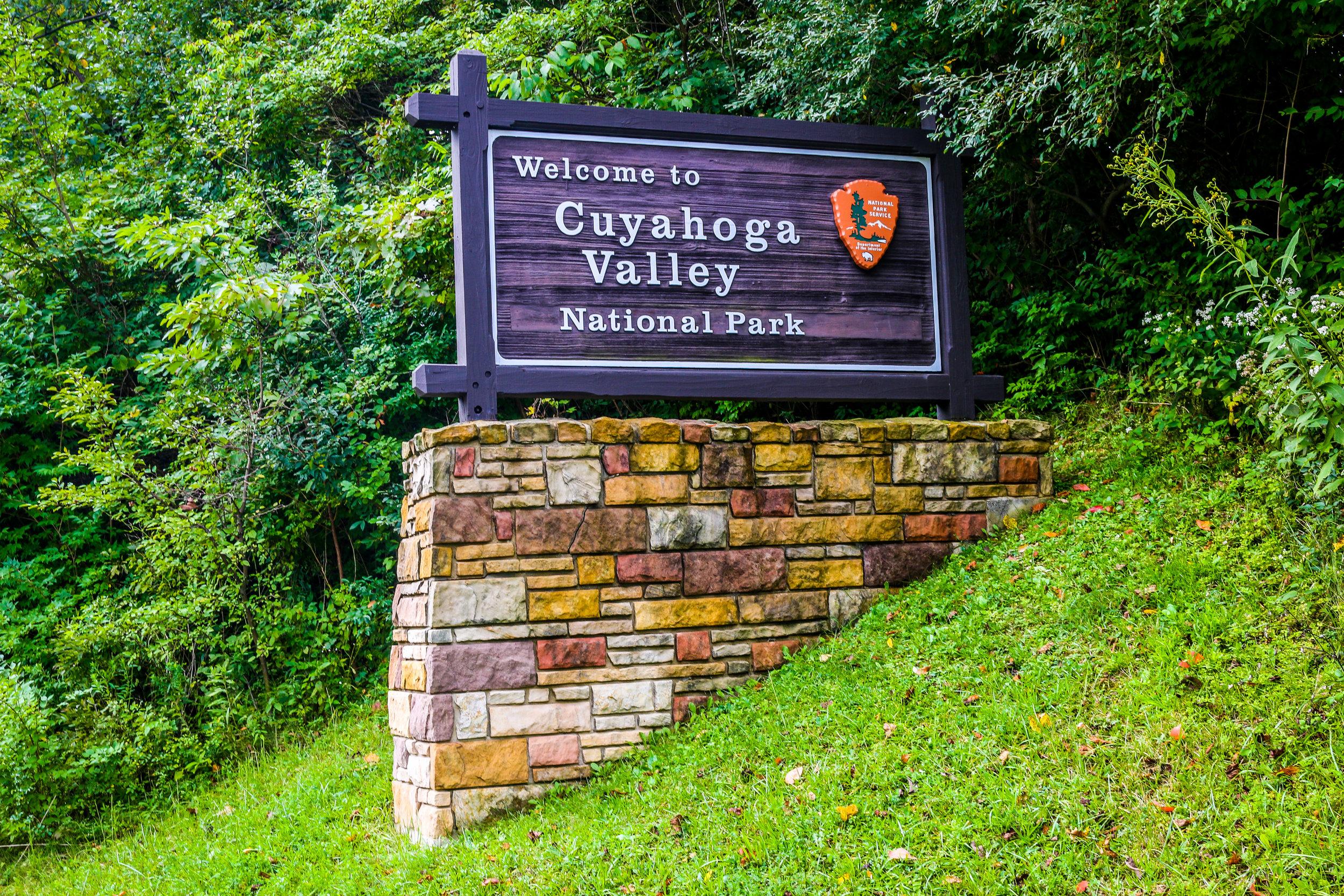 cuyahoga valley national park ohio oh nps