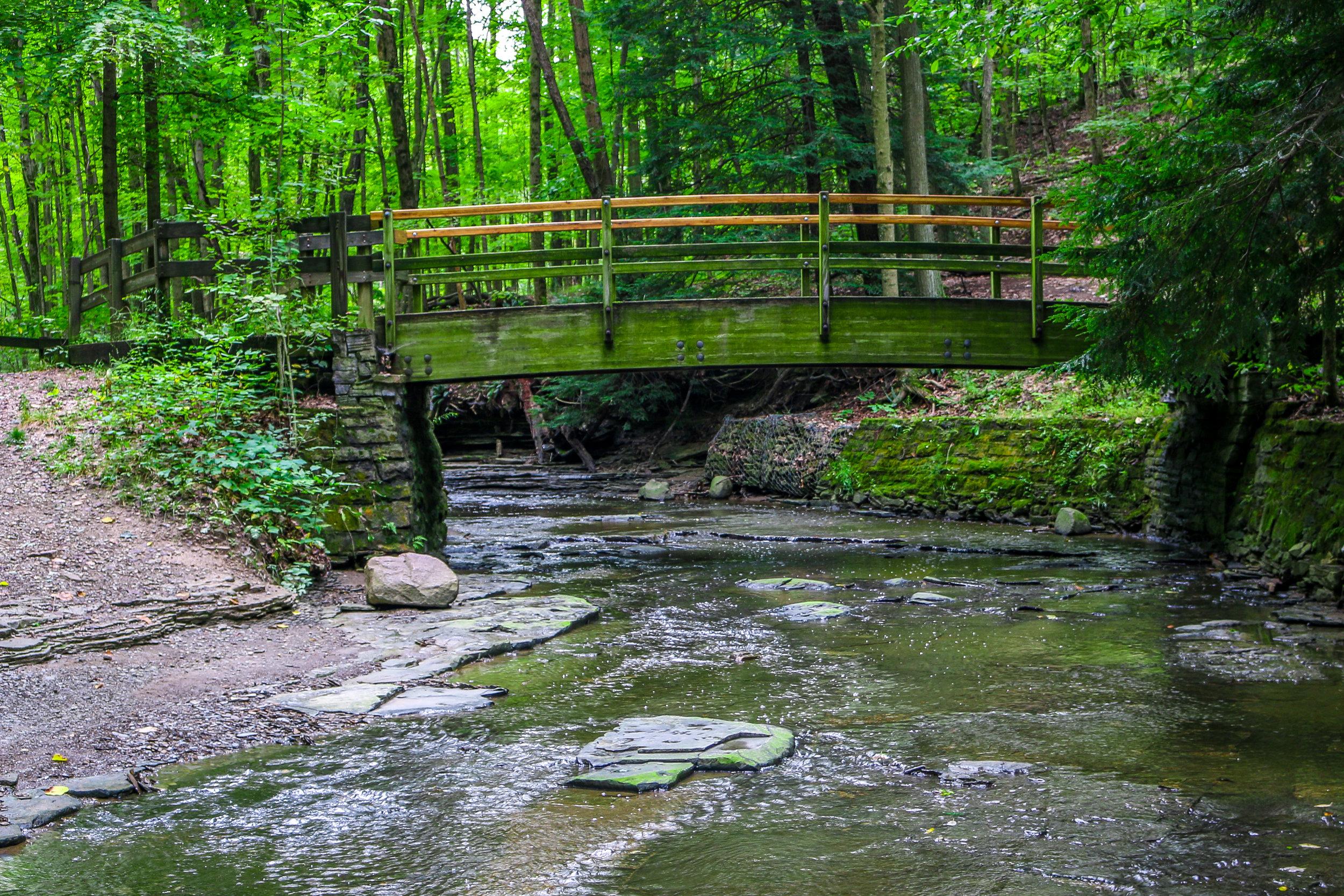 Cuyahoga Valley National Park NPS Ohio OH