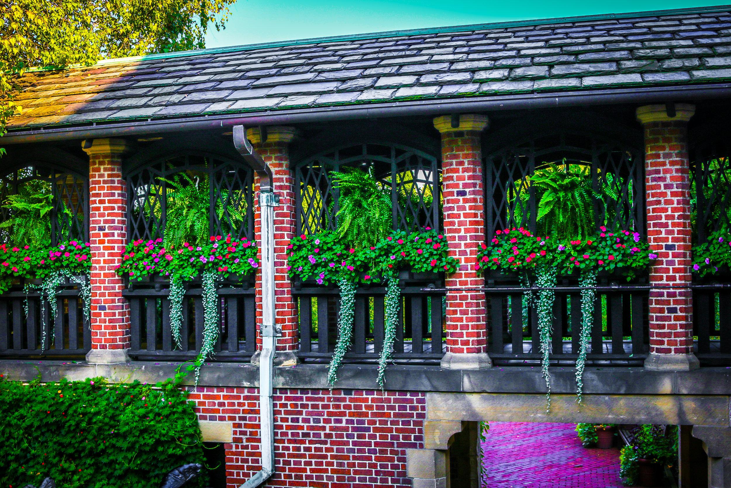 Stan Hywet Akron Ohio mansion OH