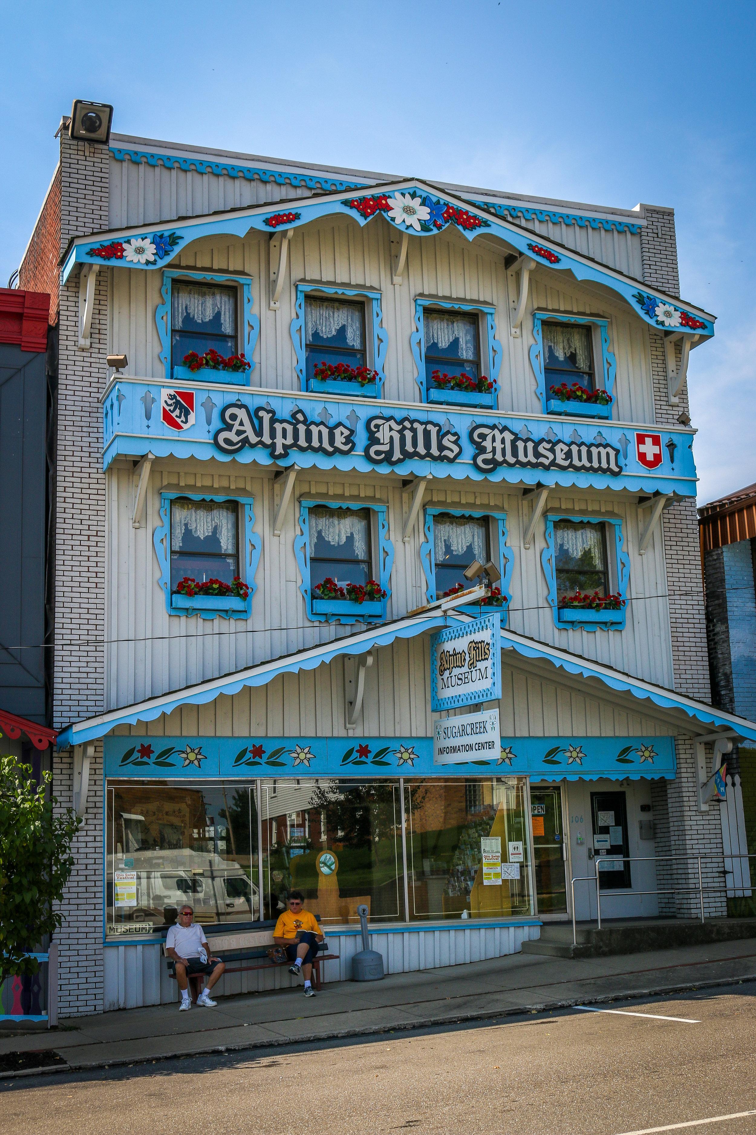 Amish Country Sugarcreek Ohio OH