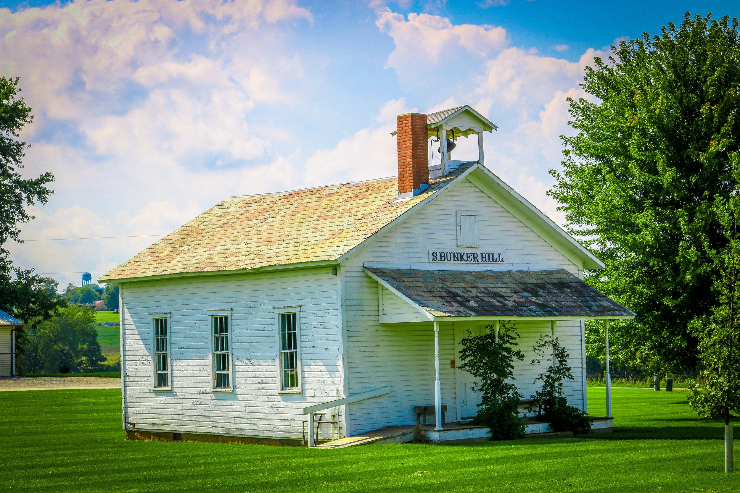 Amish Country Ohio School House