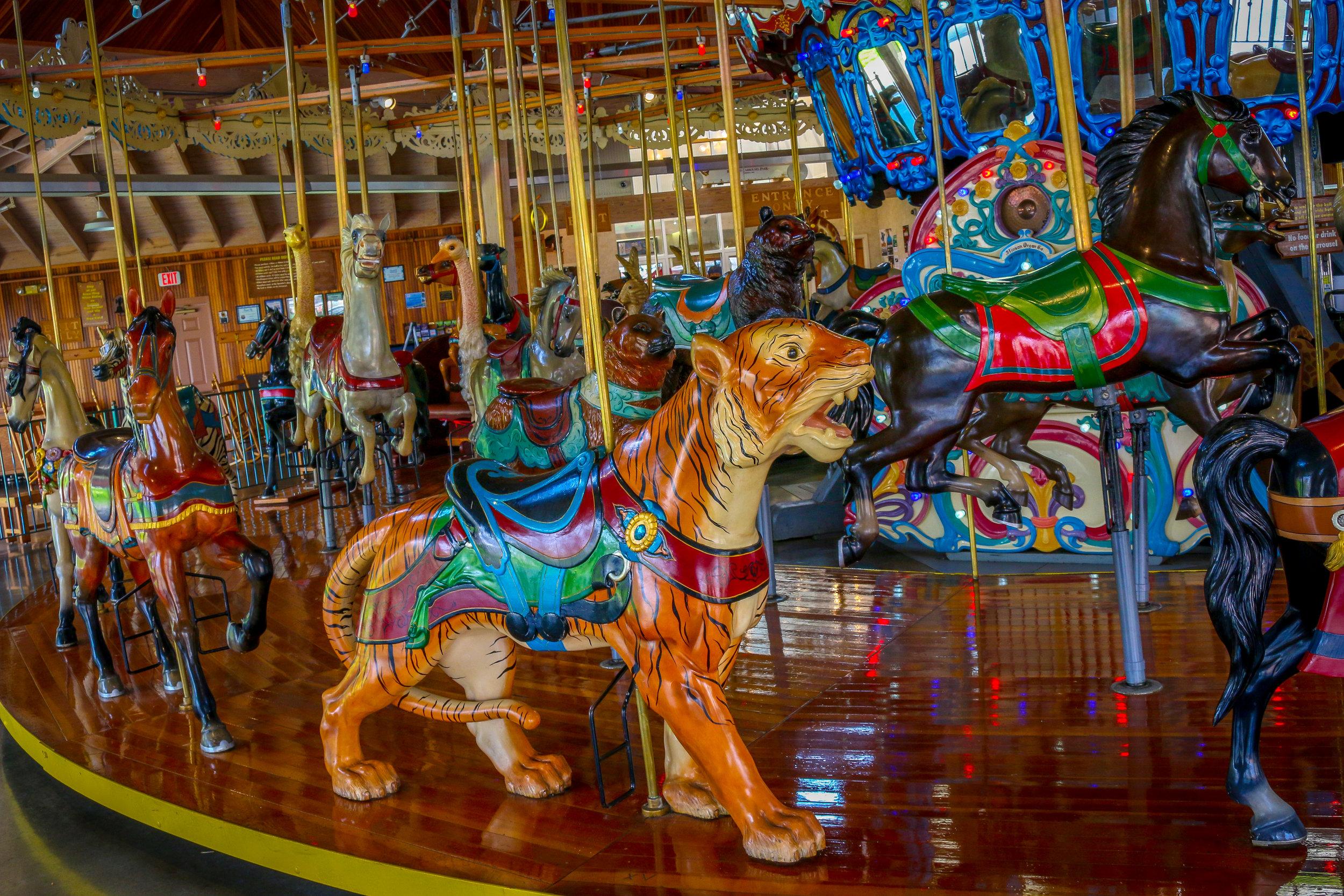 Mansfield Carousel