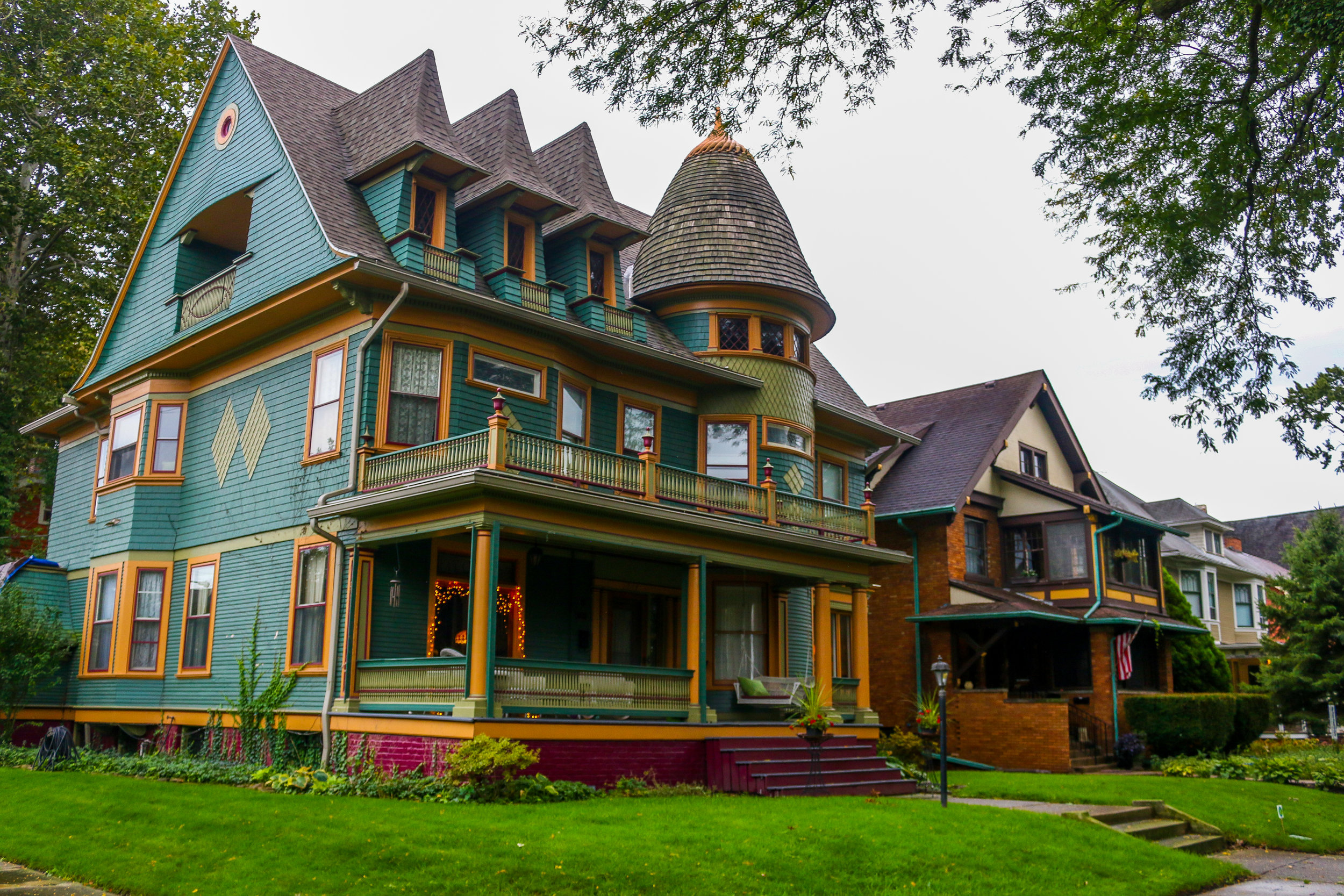 Victorian Charm in the Old West End