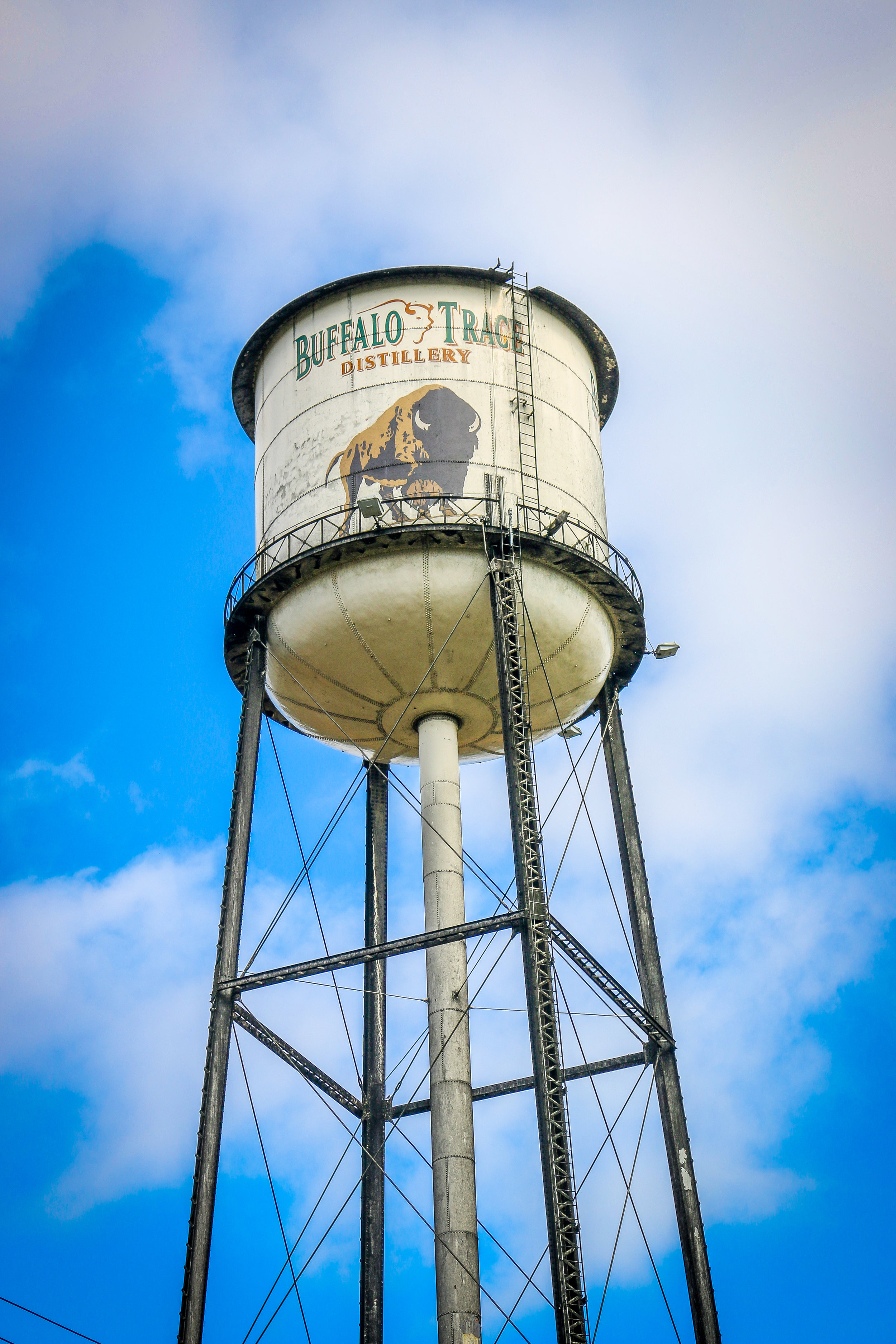 The Water Tower at Buffalo Trace