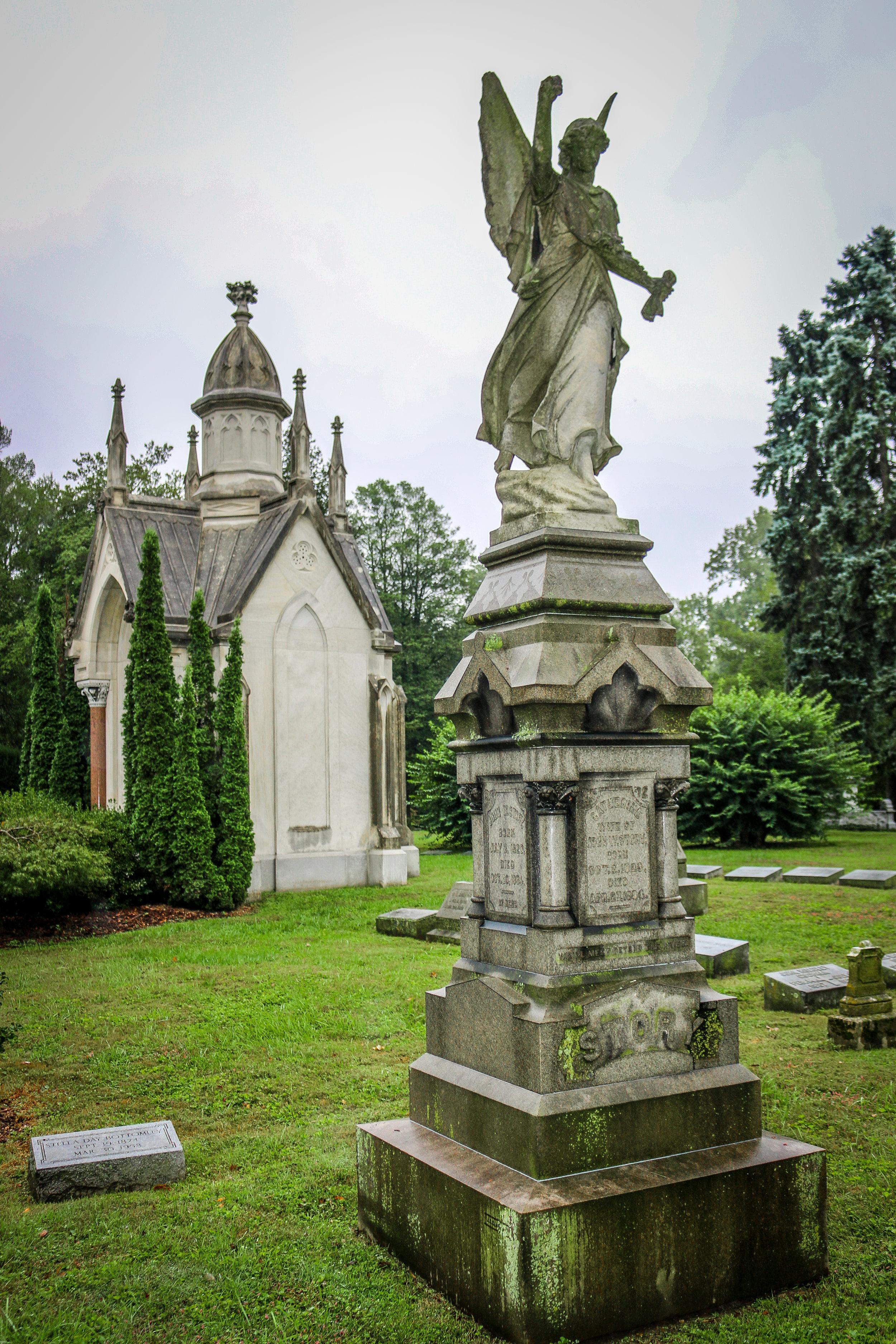Cave Hill National Cemetery Louisville Kentucky