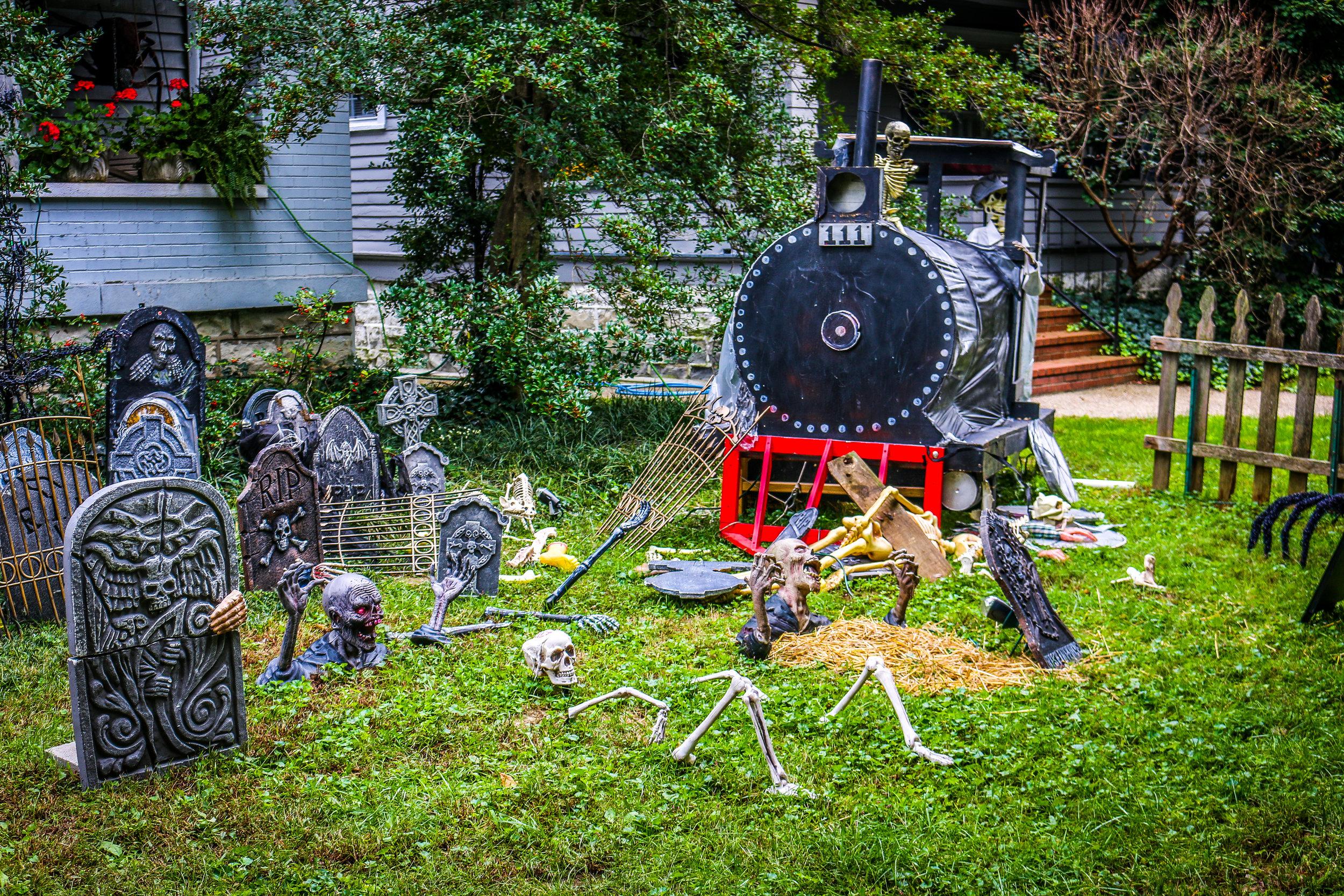 Halloween Hillcrest Louisville Kentucky