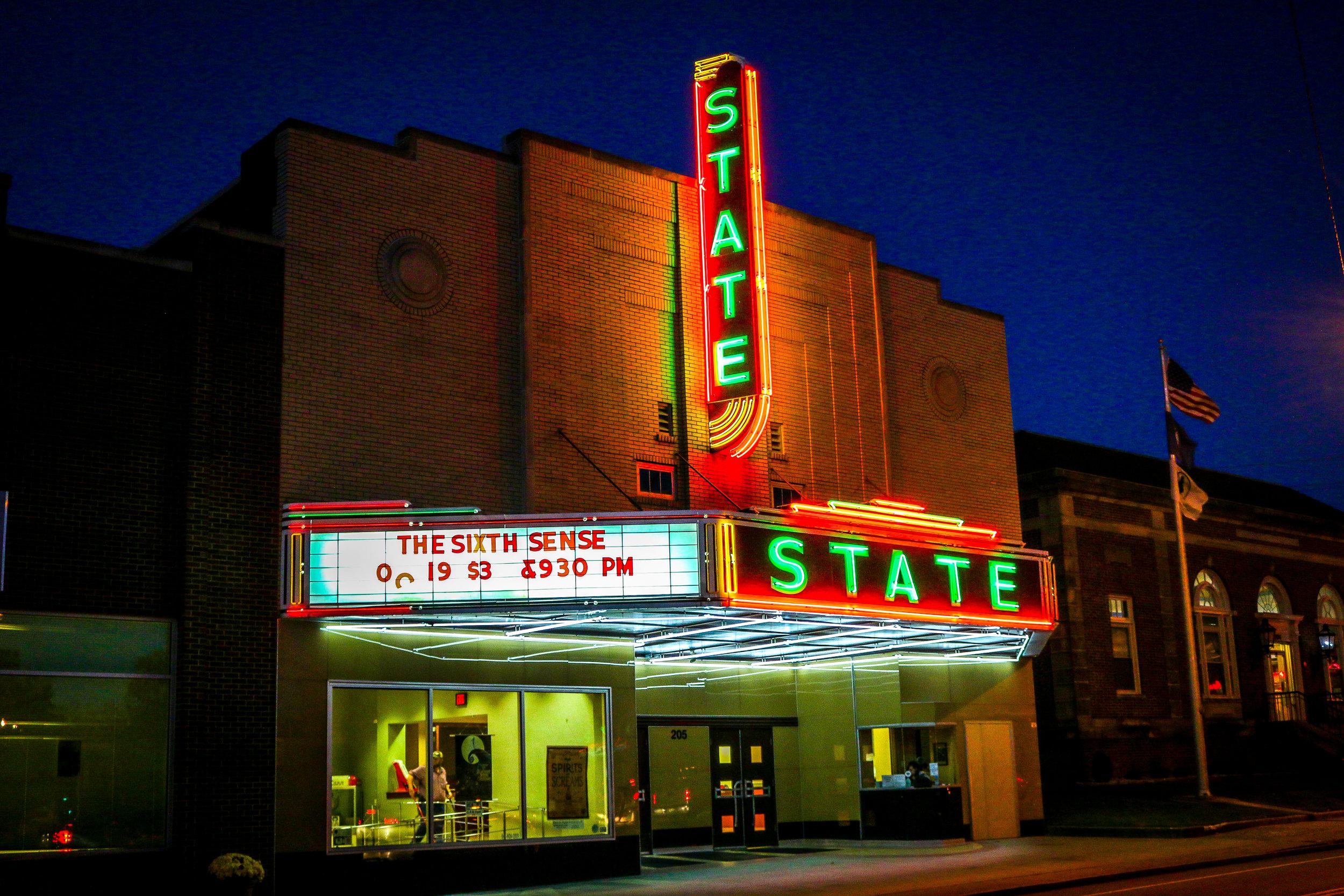 State Theater in Elizabethtown