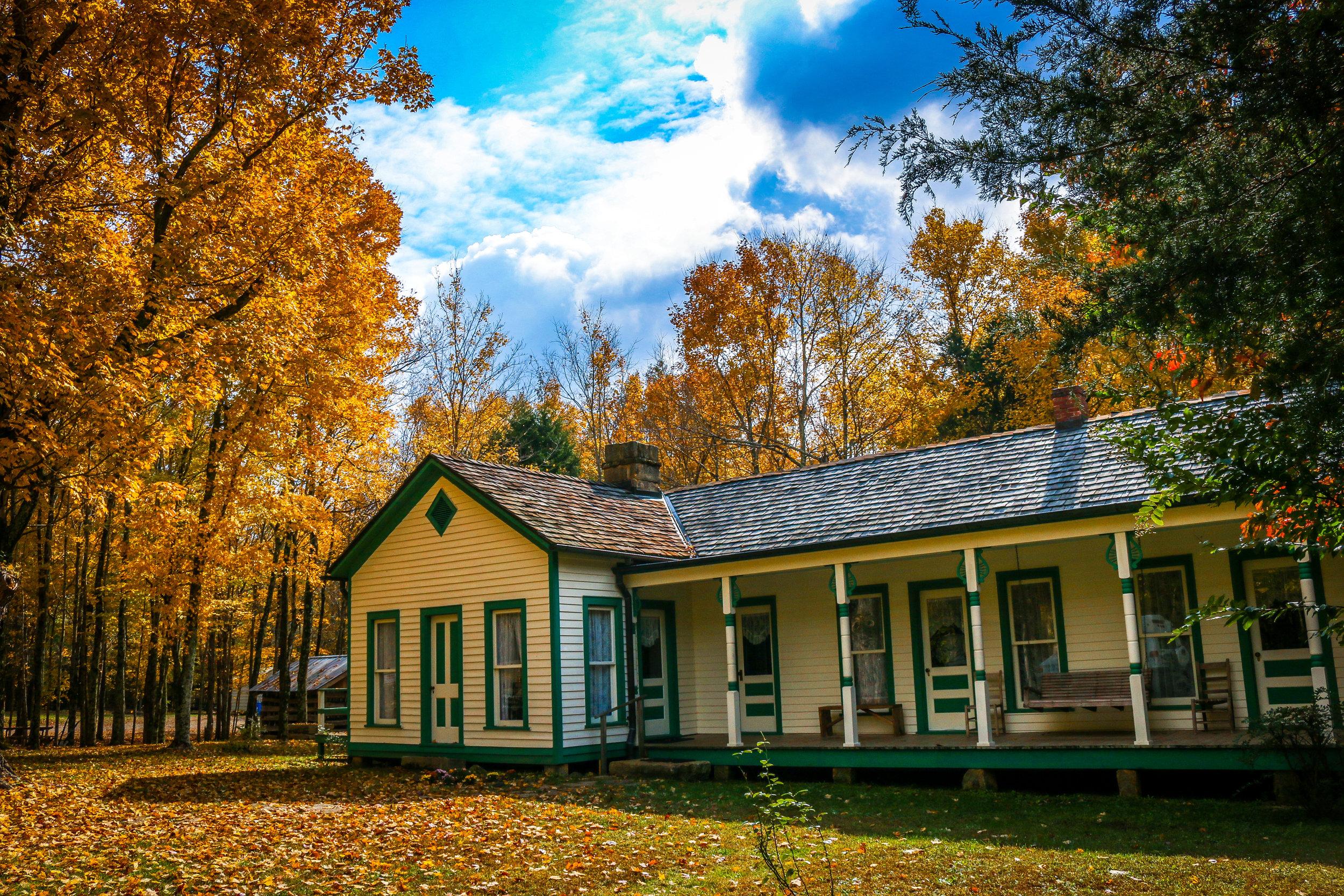 Bill Monroe's Homeplace near Rosine