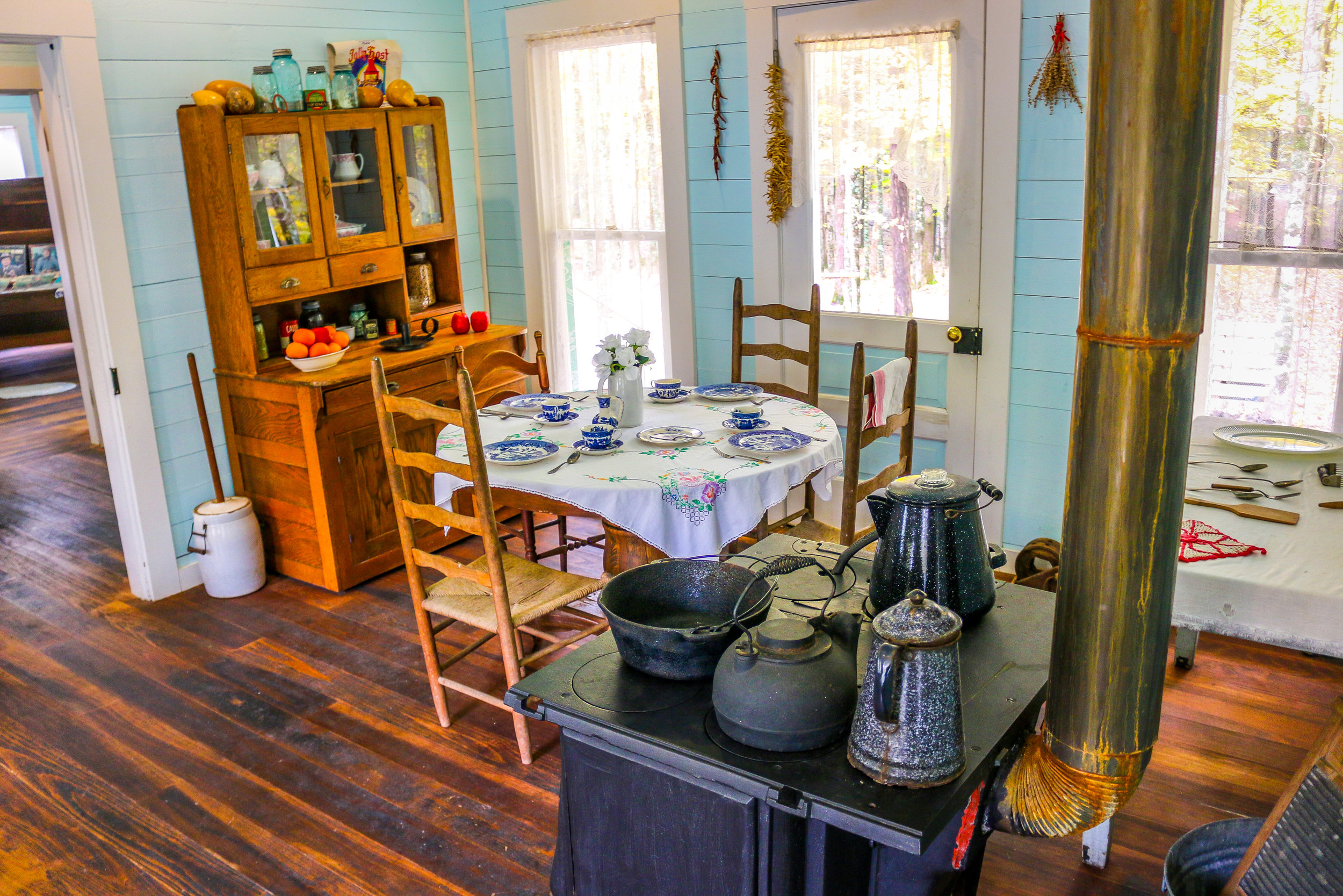 Inside the Homeplace