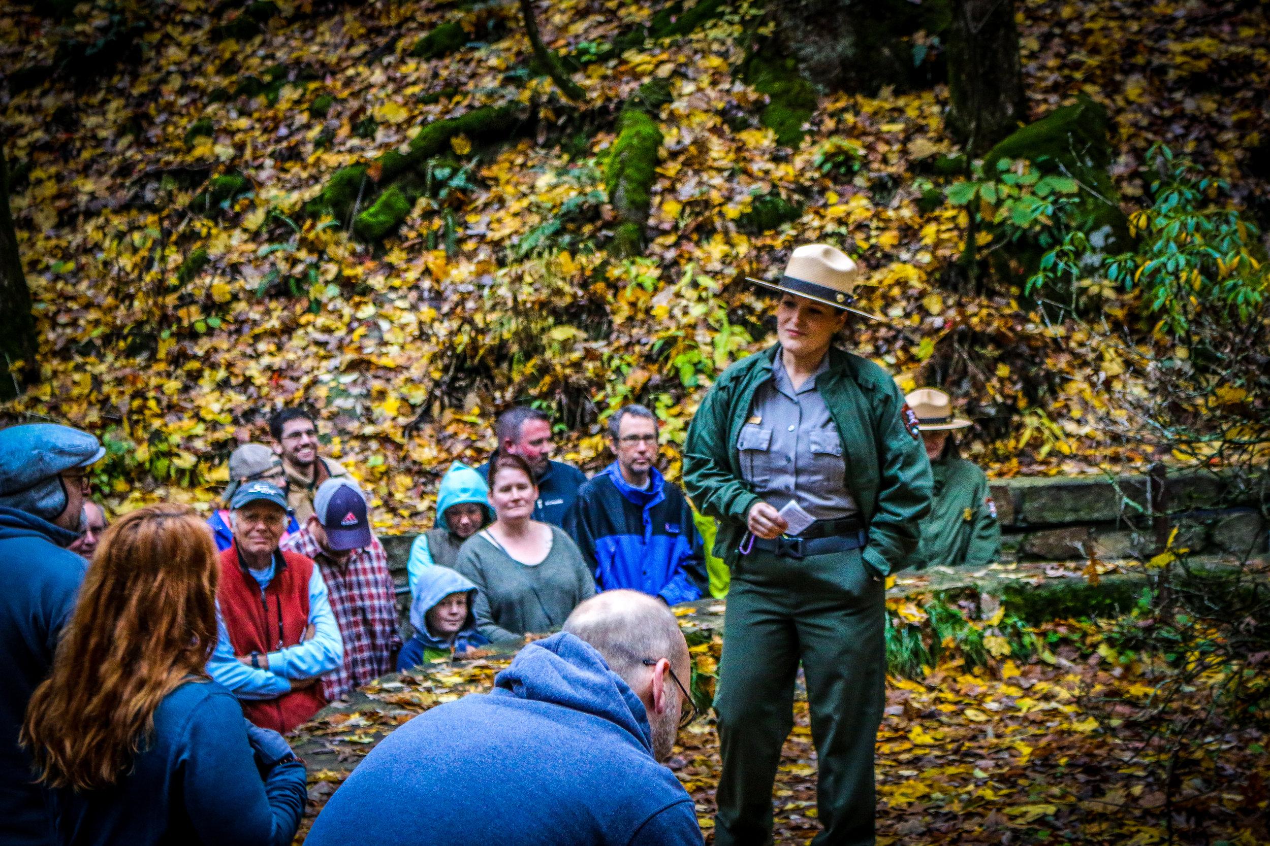 Mammoth Cave National Park Kentucky KY