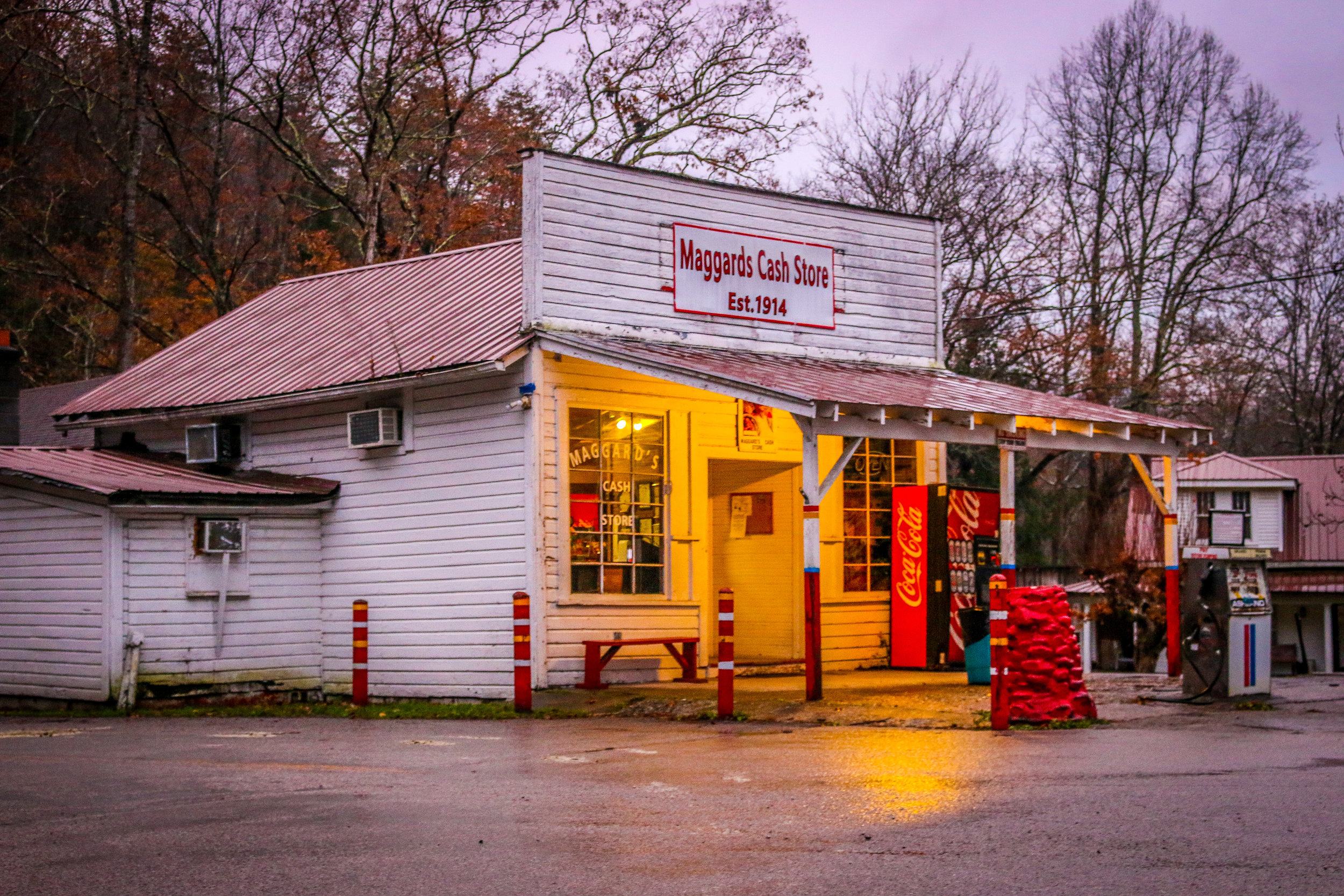 Maggard's Cash Store