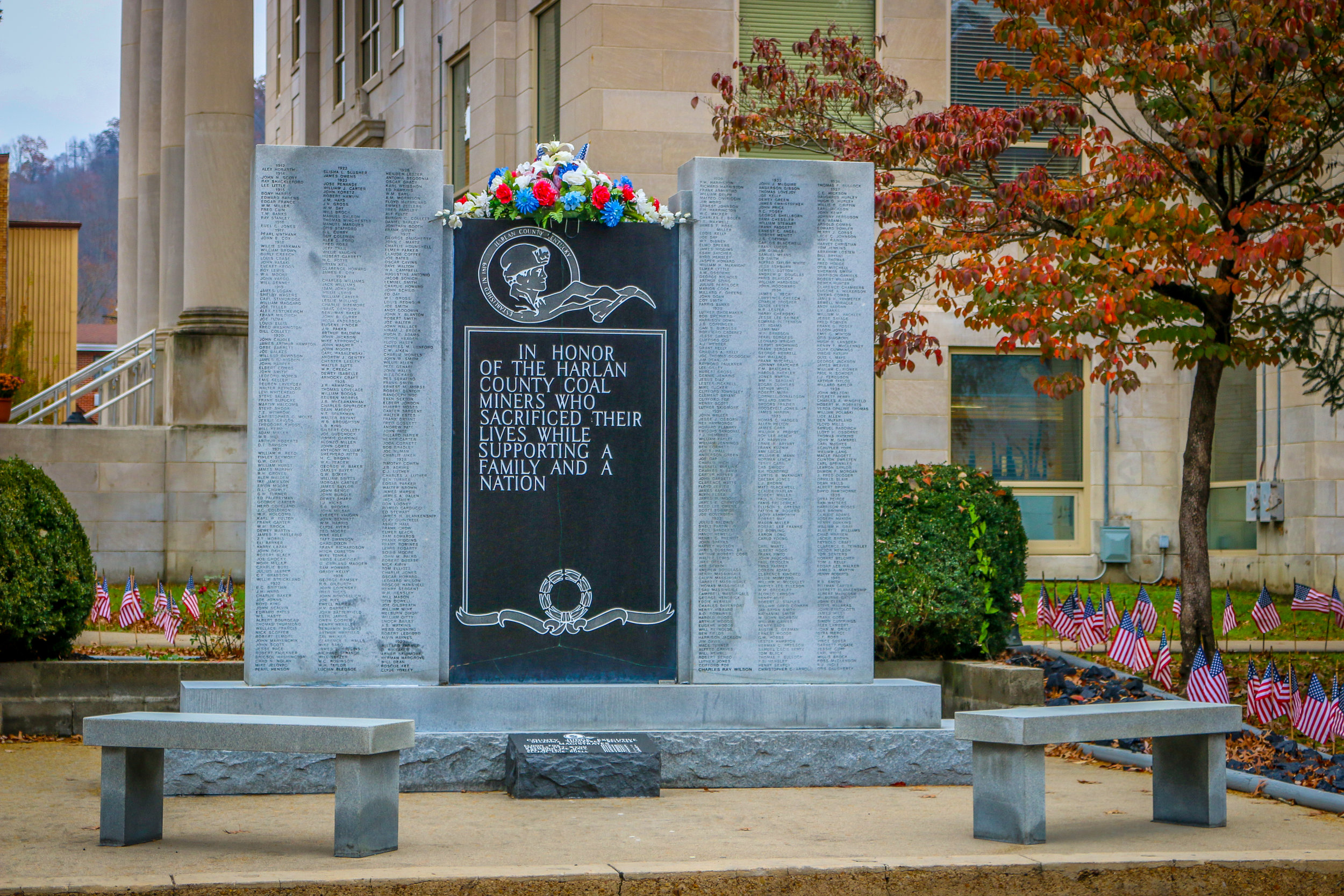 Coal Miners' Memorial