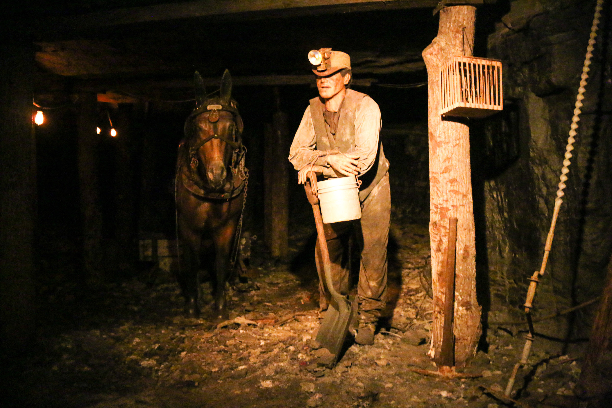 Portal 31 Mine - Tourism is One of the Waves of the Future for Coal Country