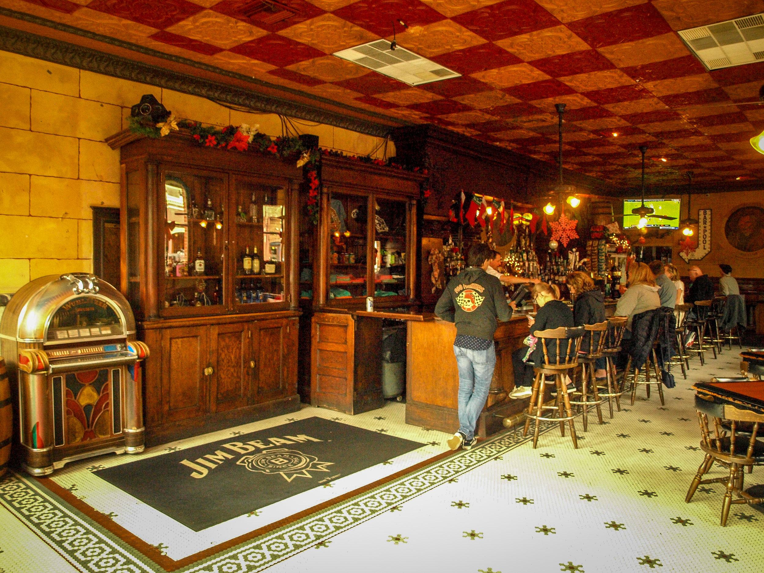 Palace Saloon in Fernadina Beach