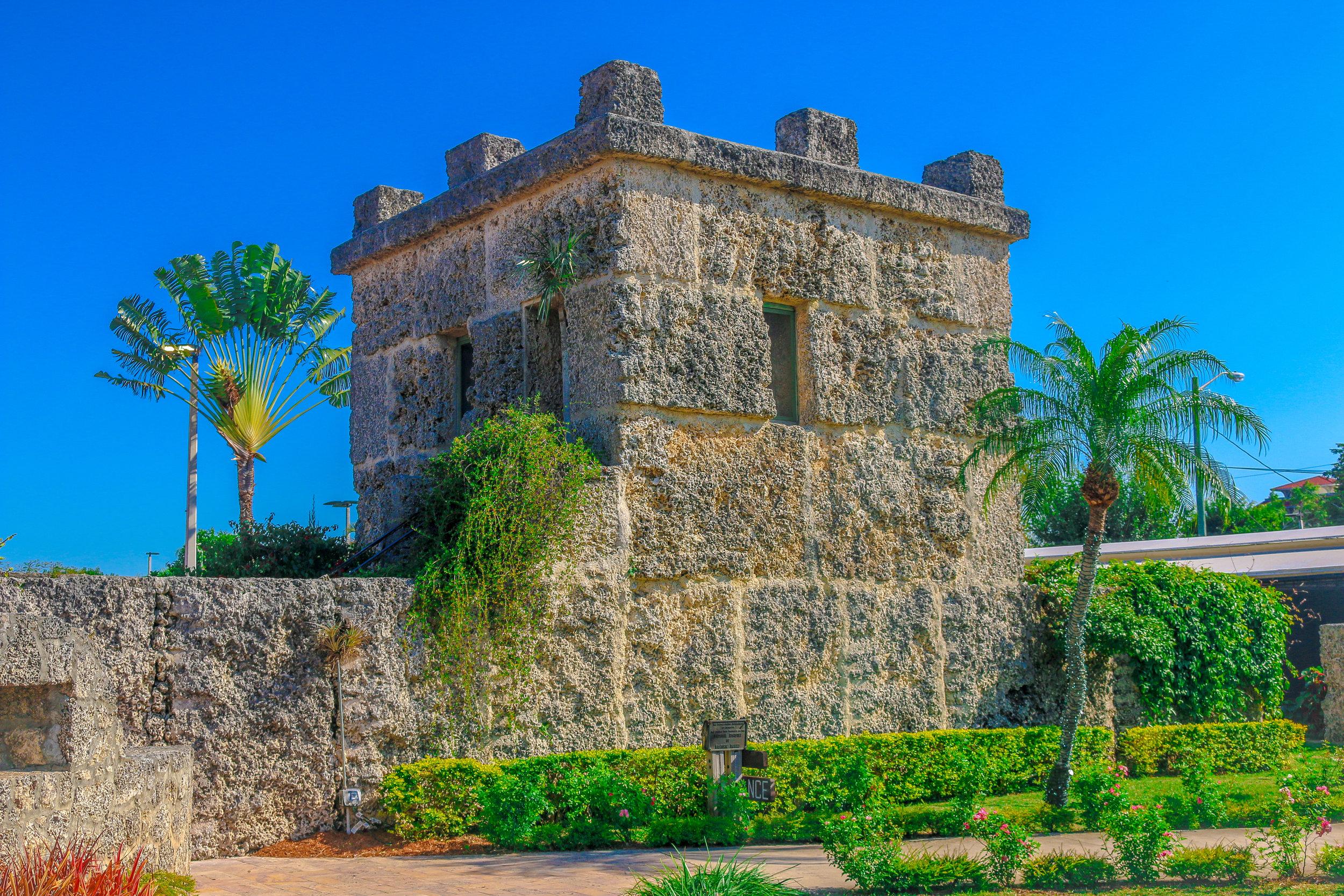 Coral Castle Homestead Florida