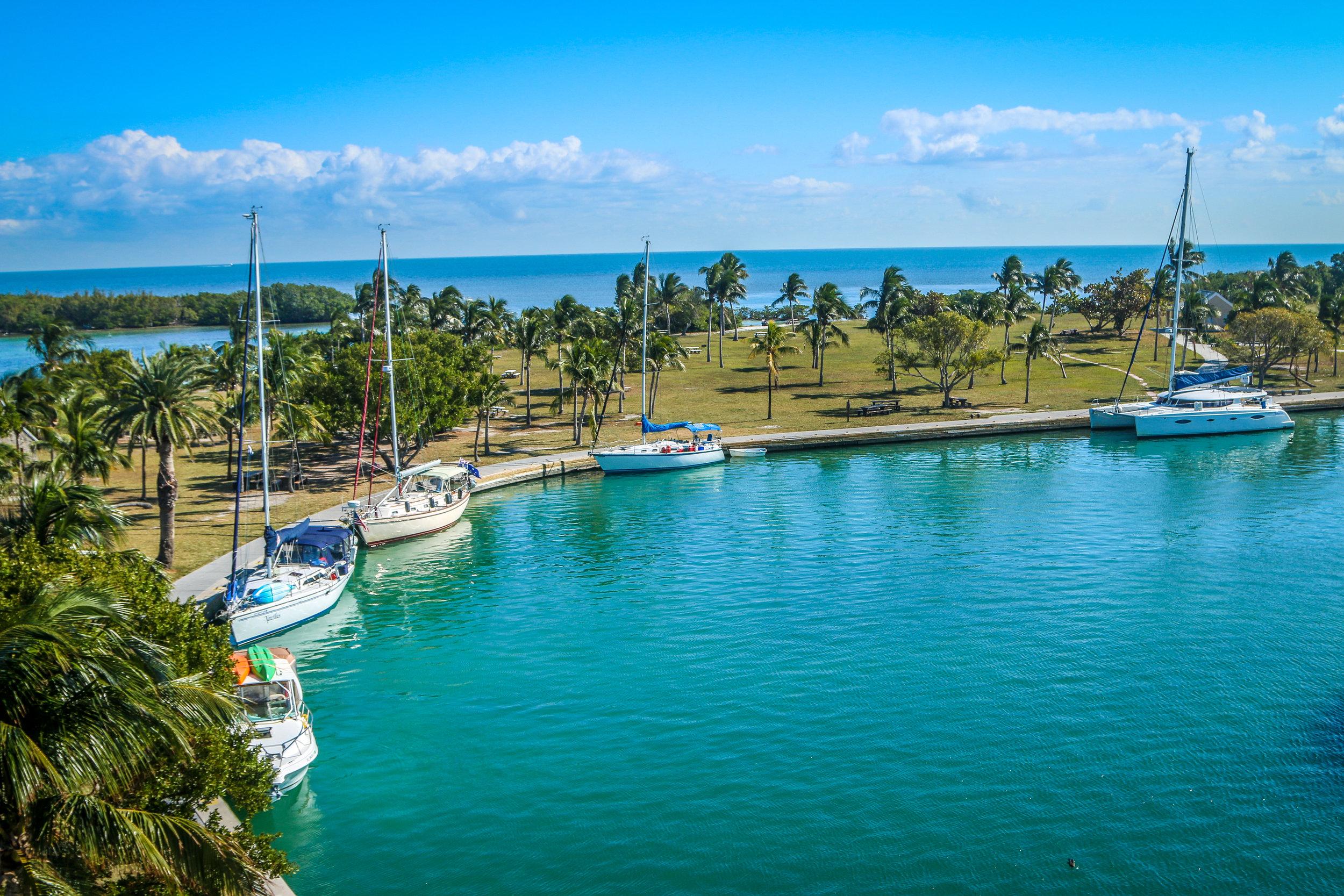 Biscayne National Park Florida FL