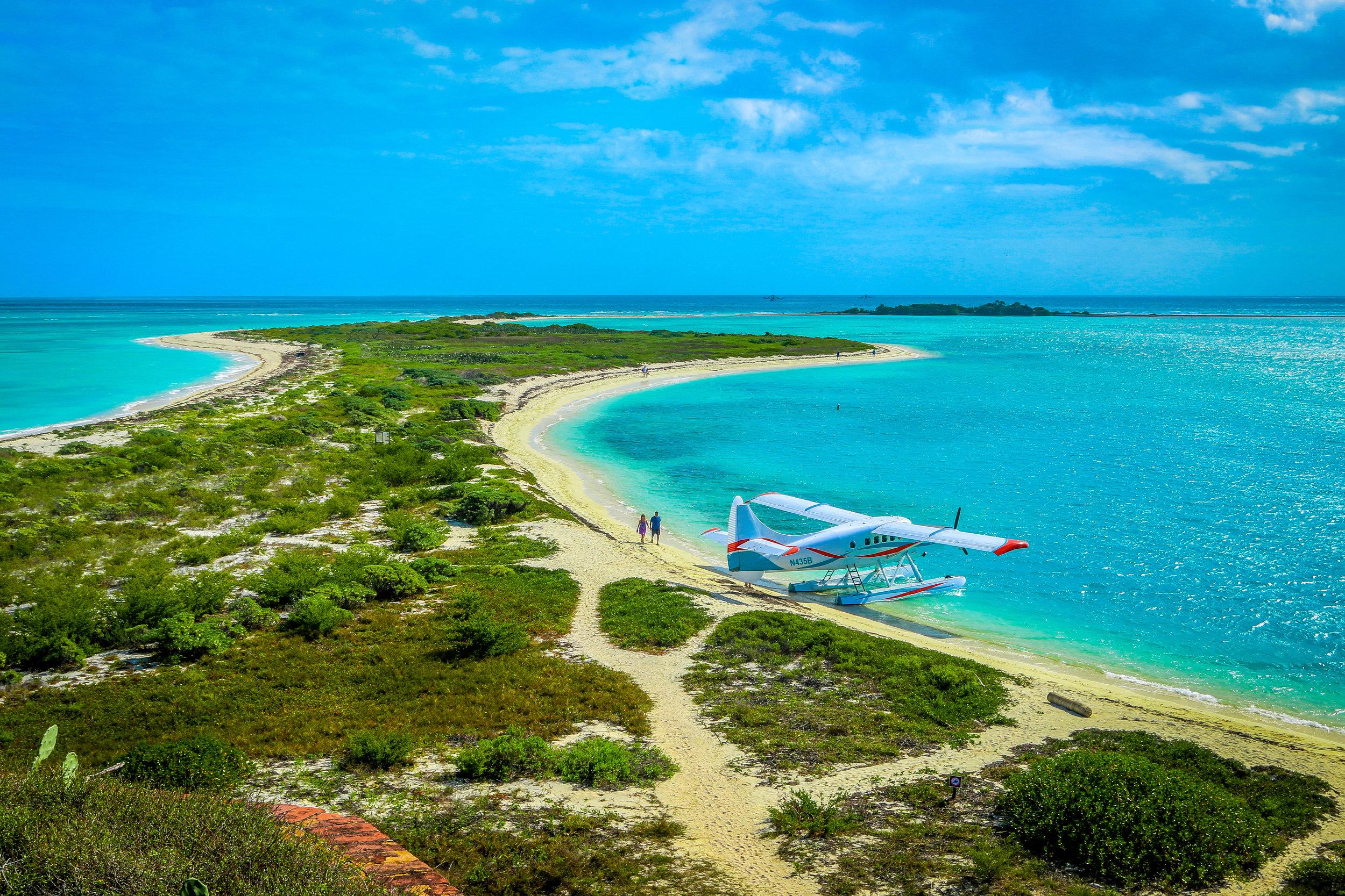 Dry Tortugas National Park Florida FL