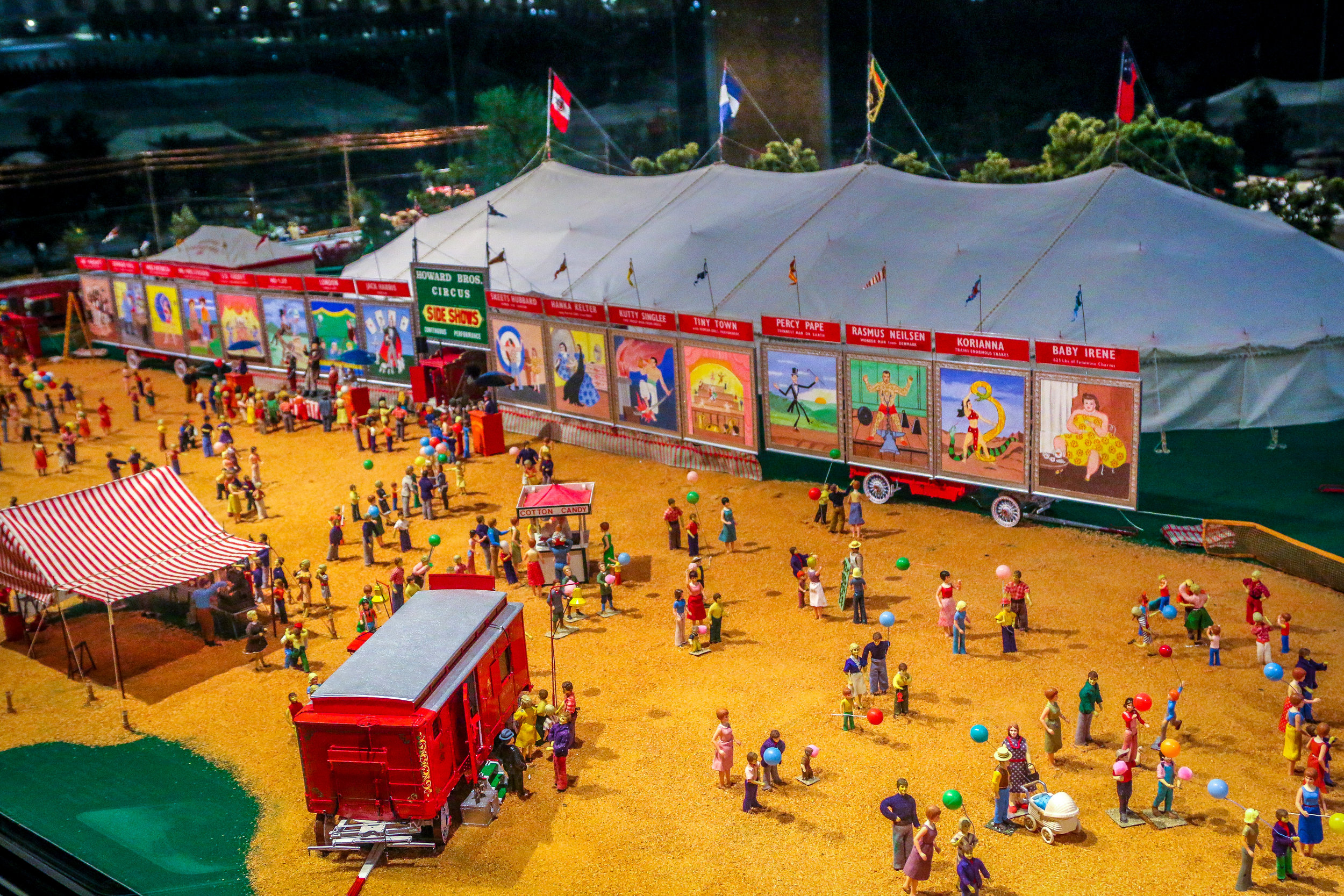 Ringling Museum's Miniature Circus