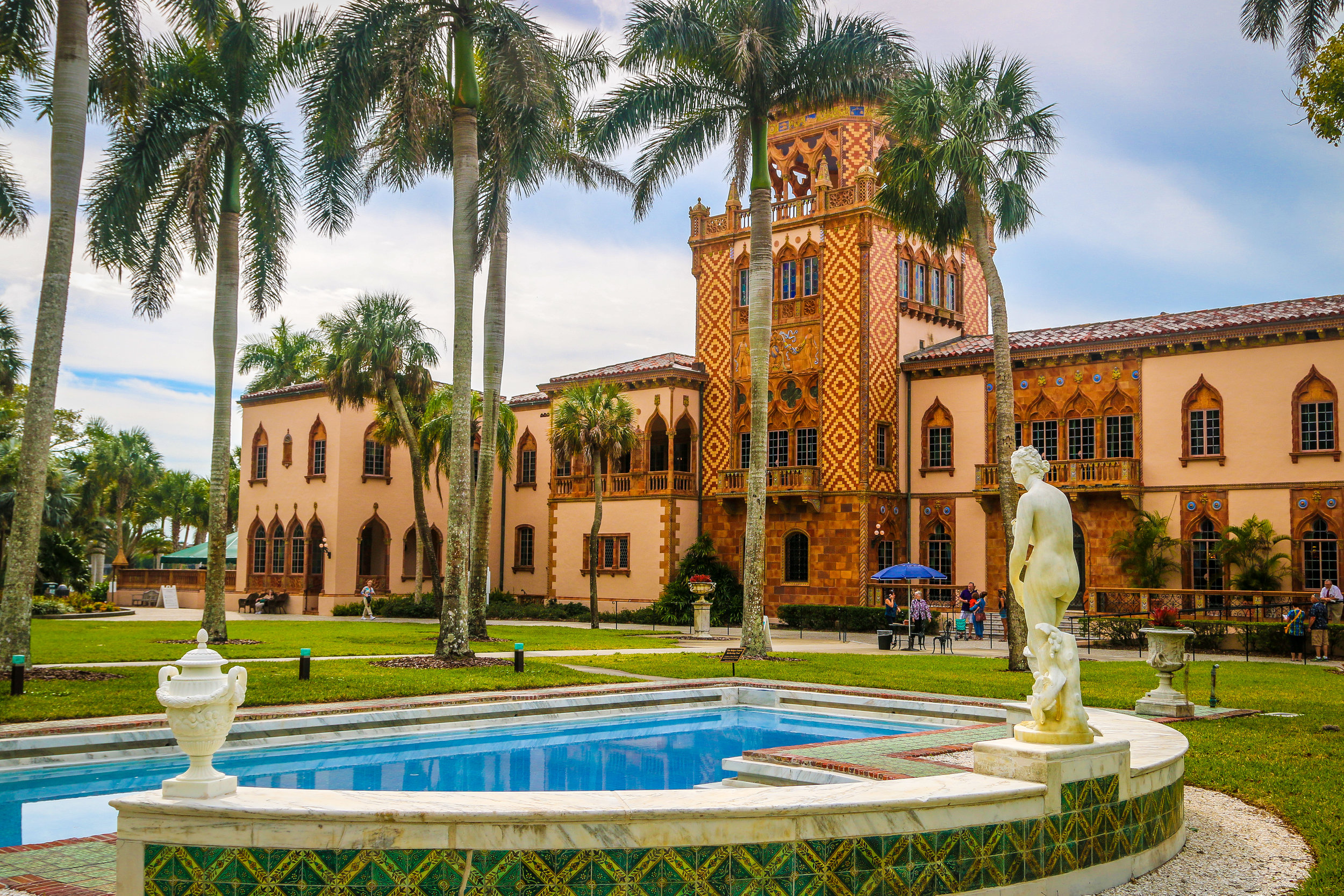 The Ringling's Ca' d'Za Mansion