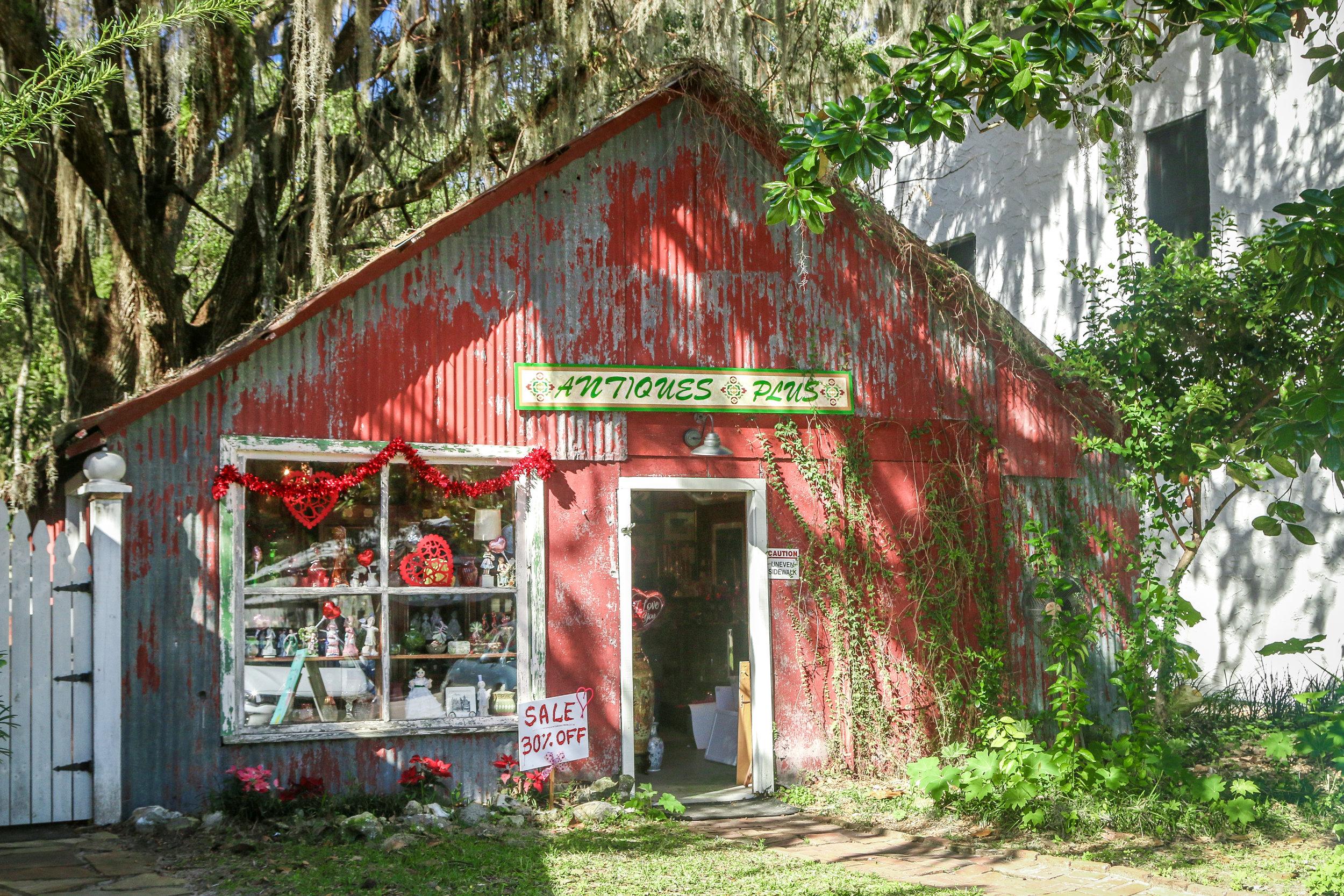 Micanopy Antique Store