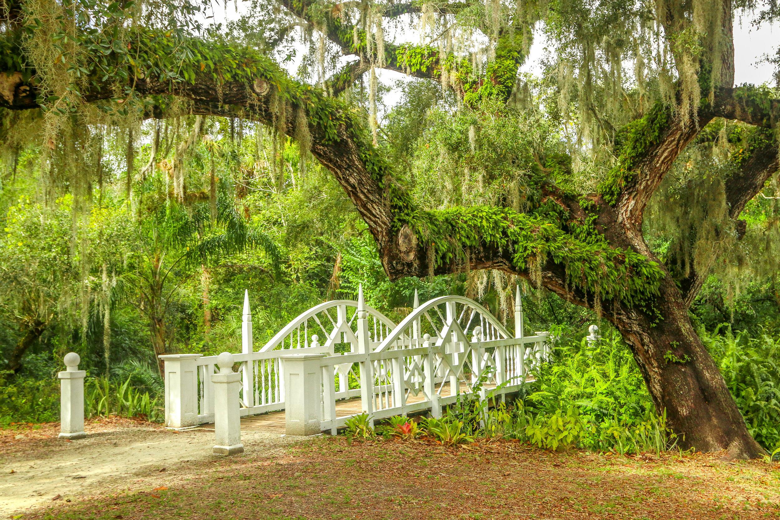 Koreshan State Park Estero Florida