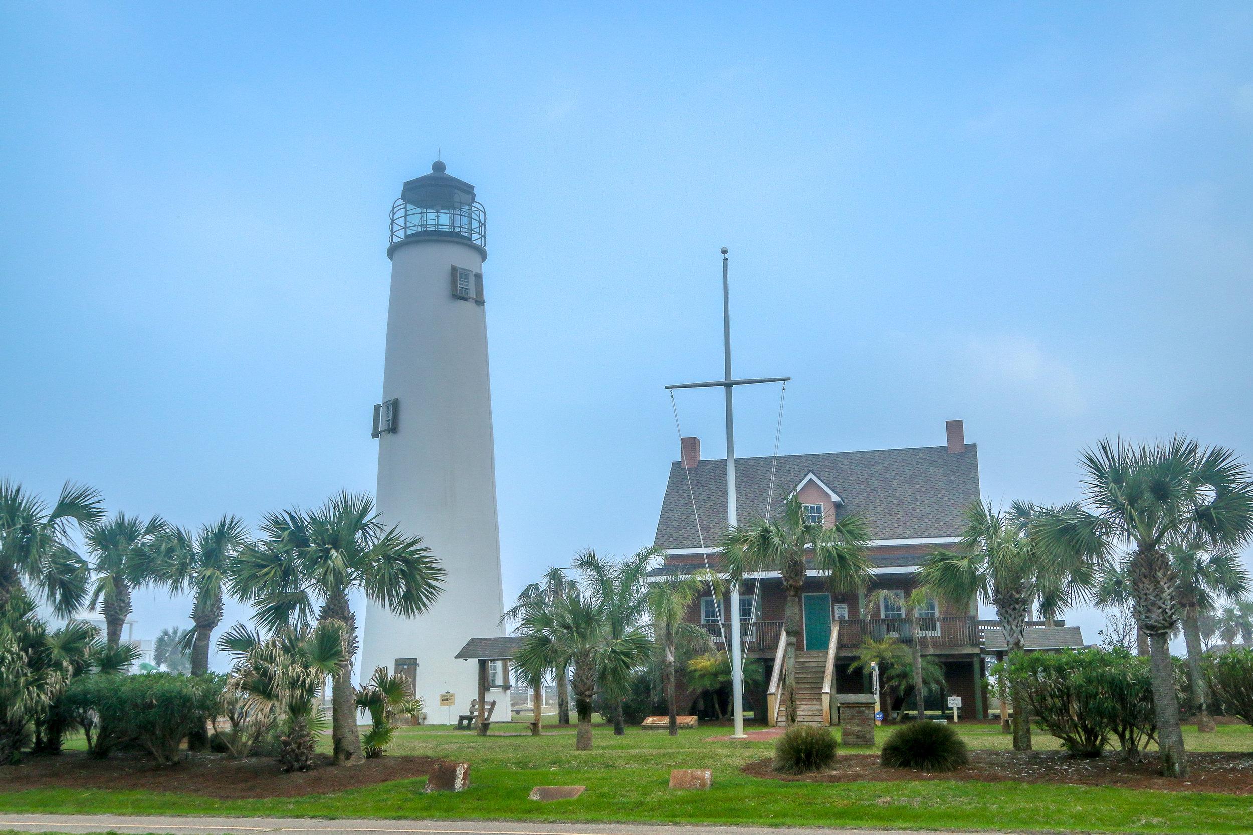 St. George's Island Light