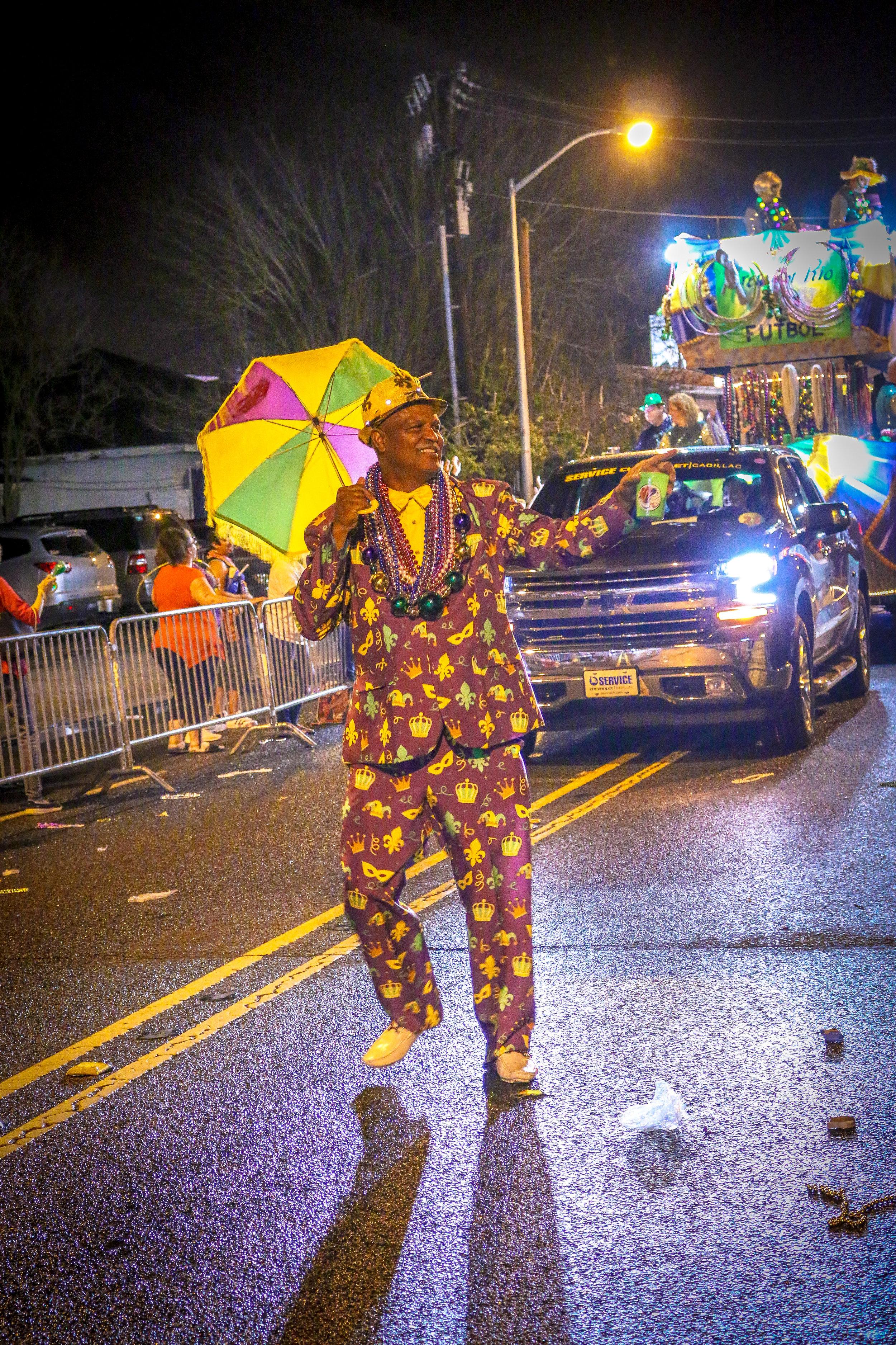 Mardi Gras Costumes New Orleans LA 2019
