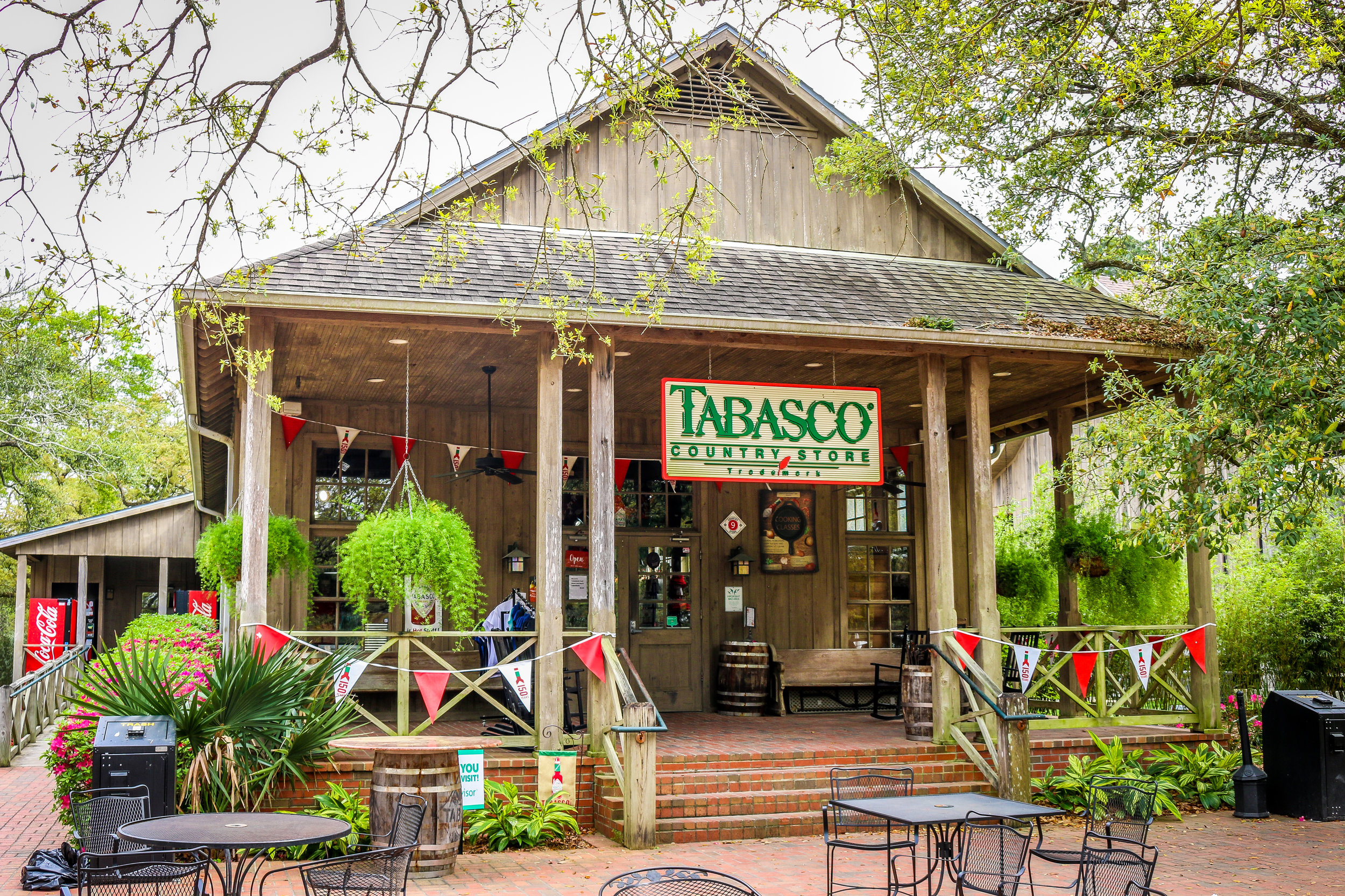 Tabasco Tour on Avery Island