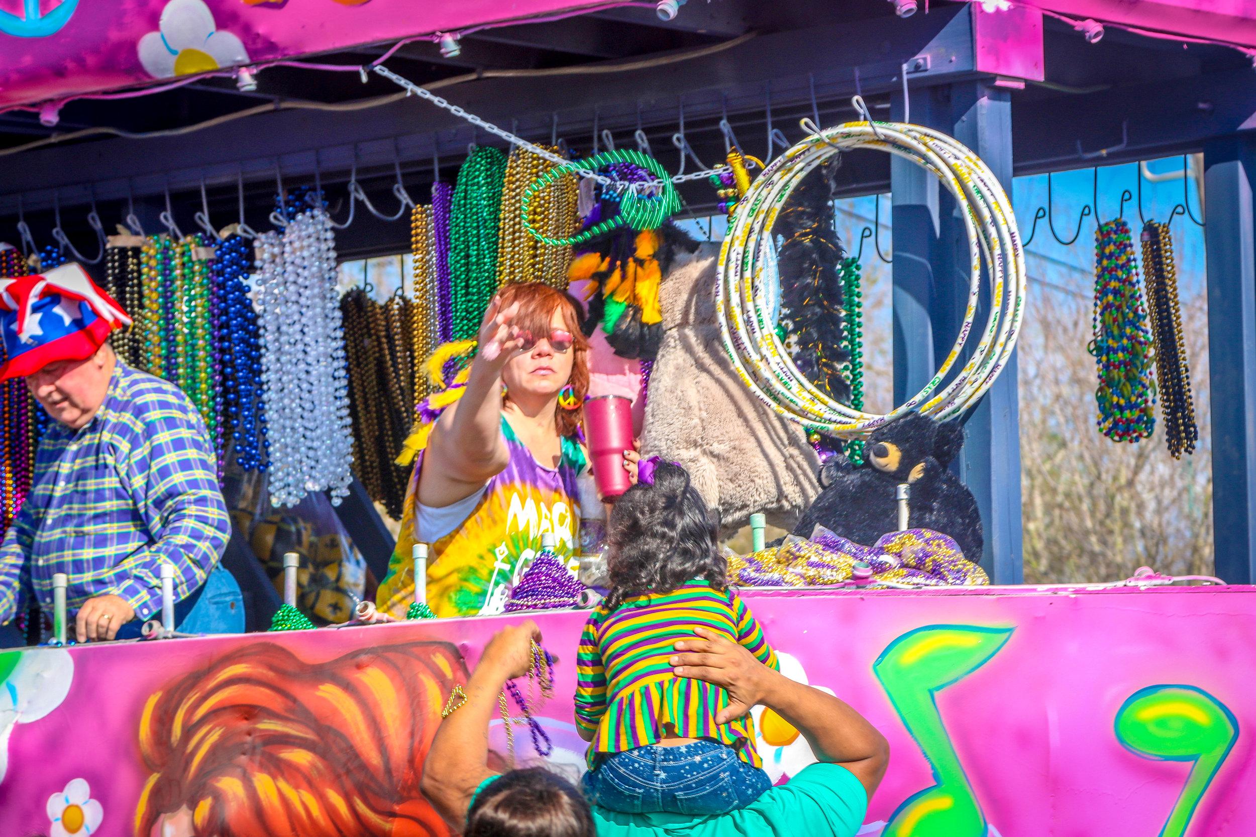 Mardi Gras Parades 2019 Louisiana