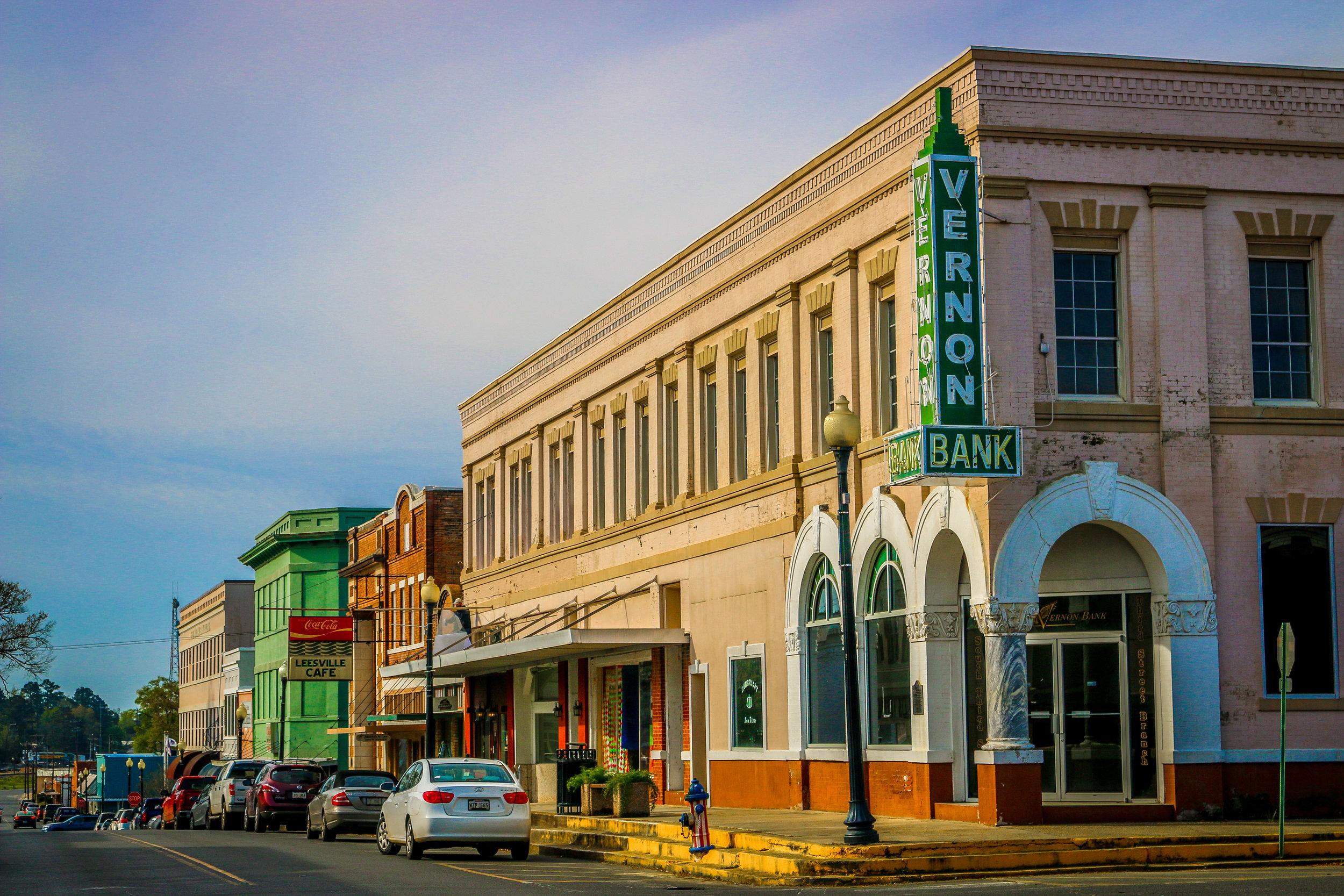 Downtown Leesville