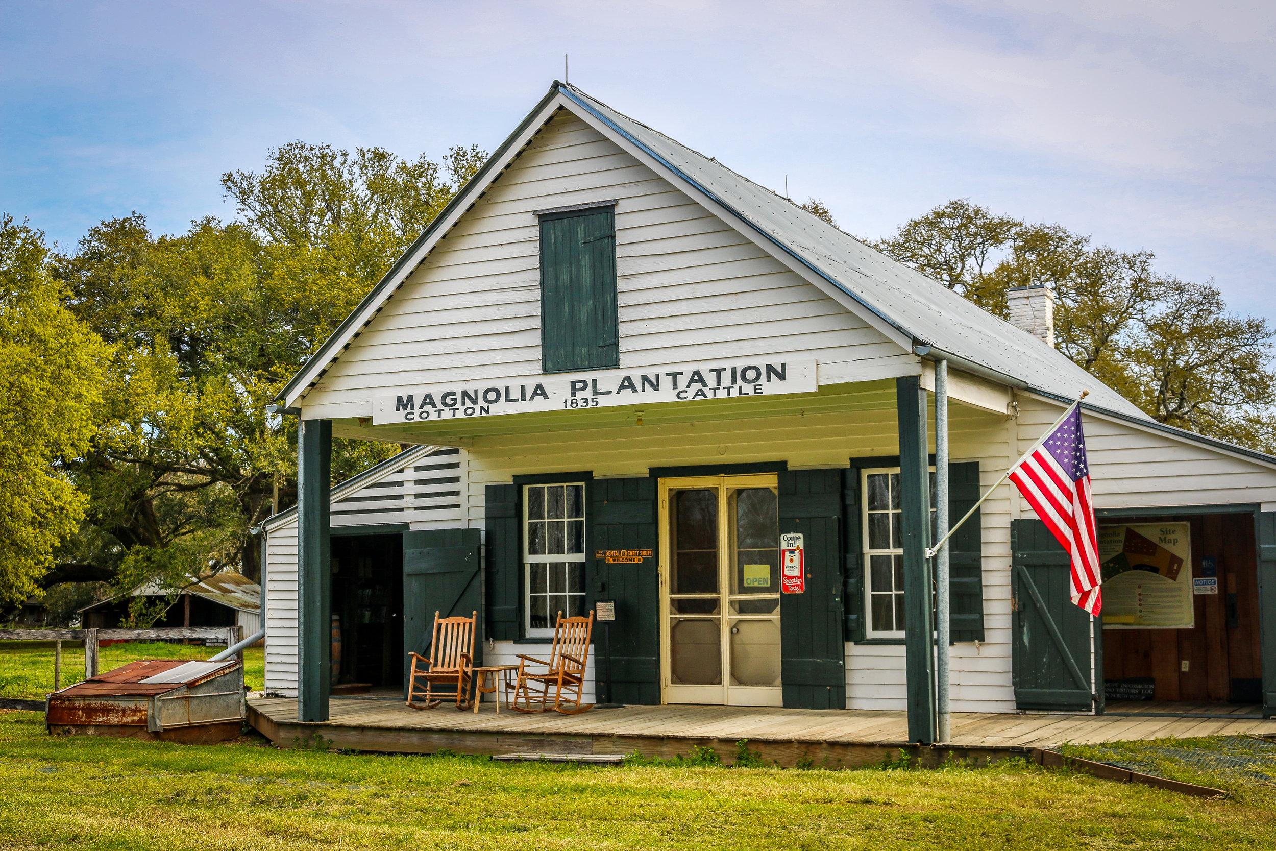 Magnolia Plantation Store