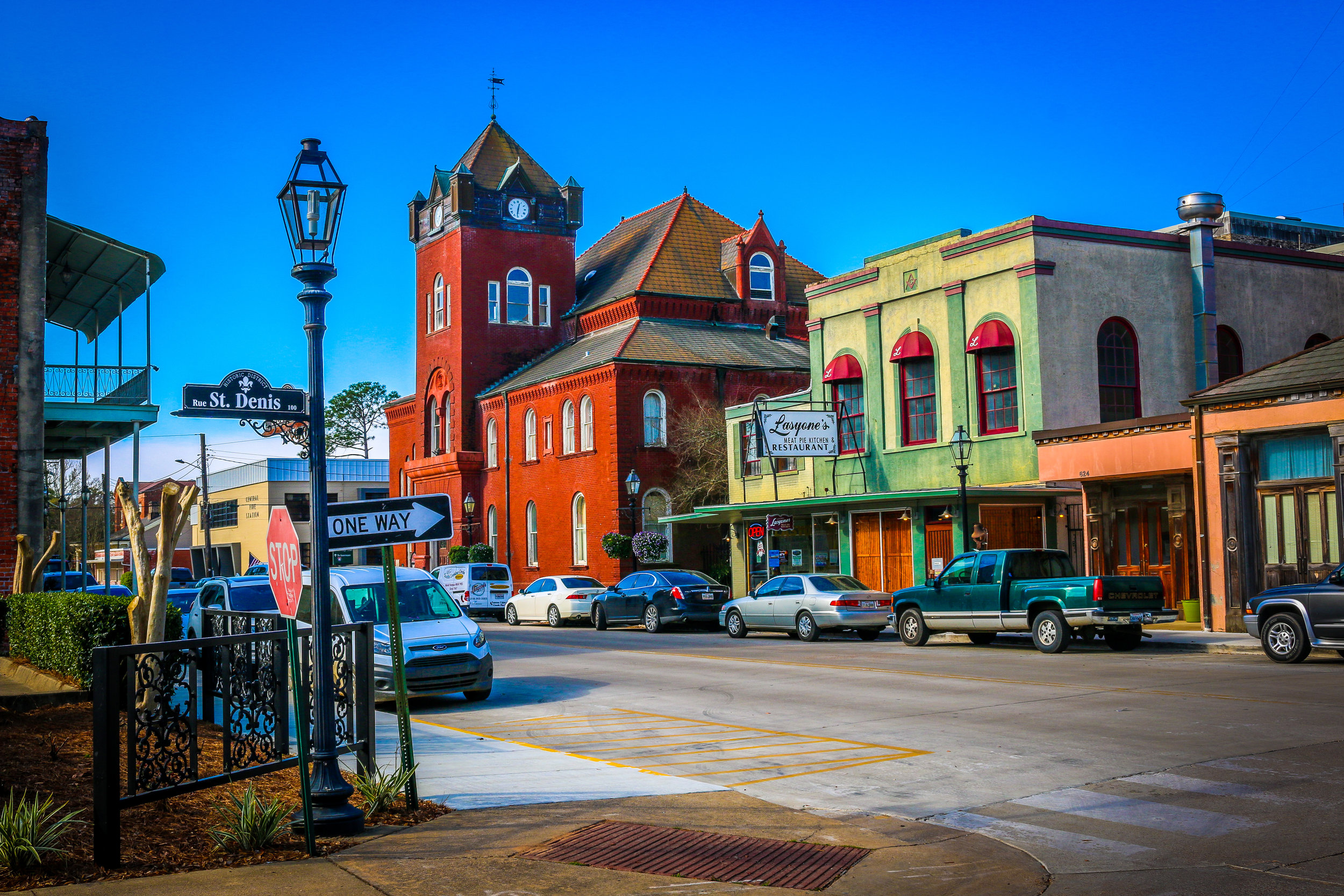 Downtown Natchitoches