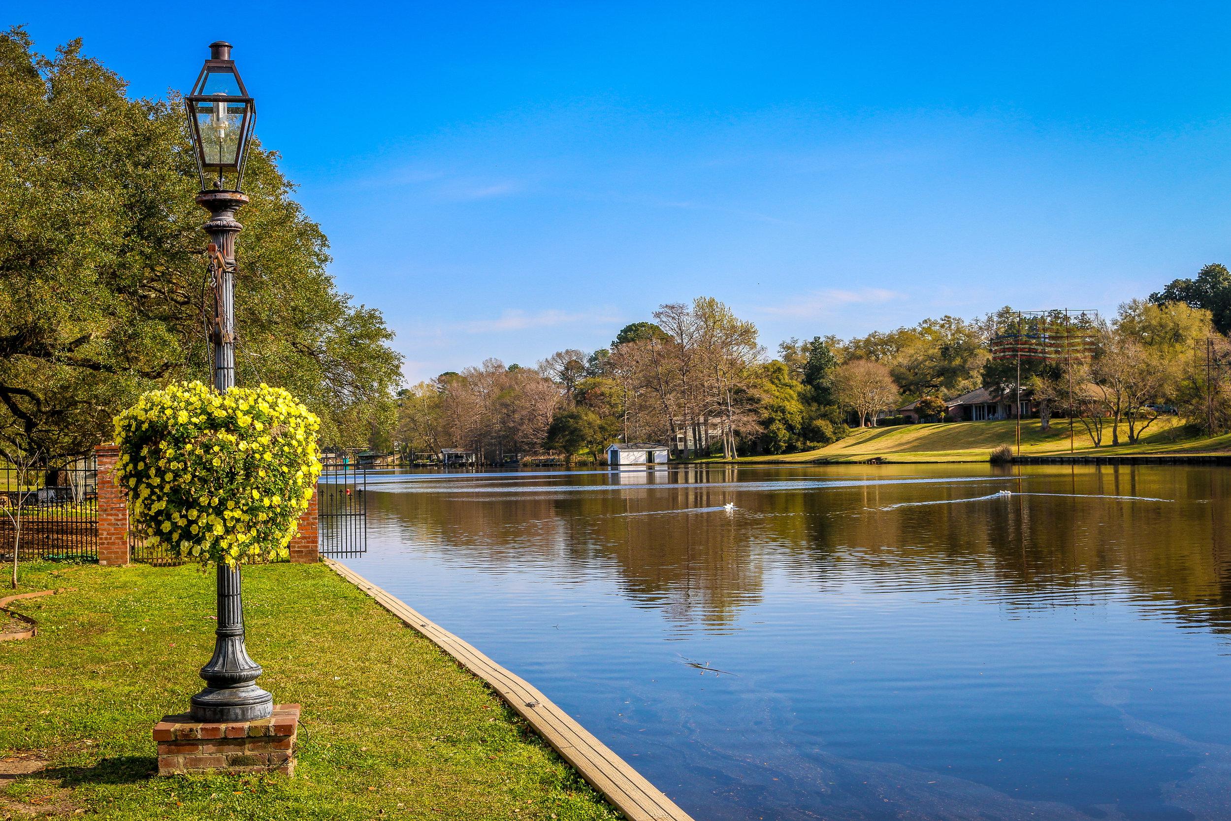 Natchitoches Historic District Louisiana LA Cane River