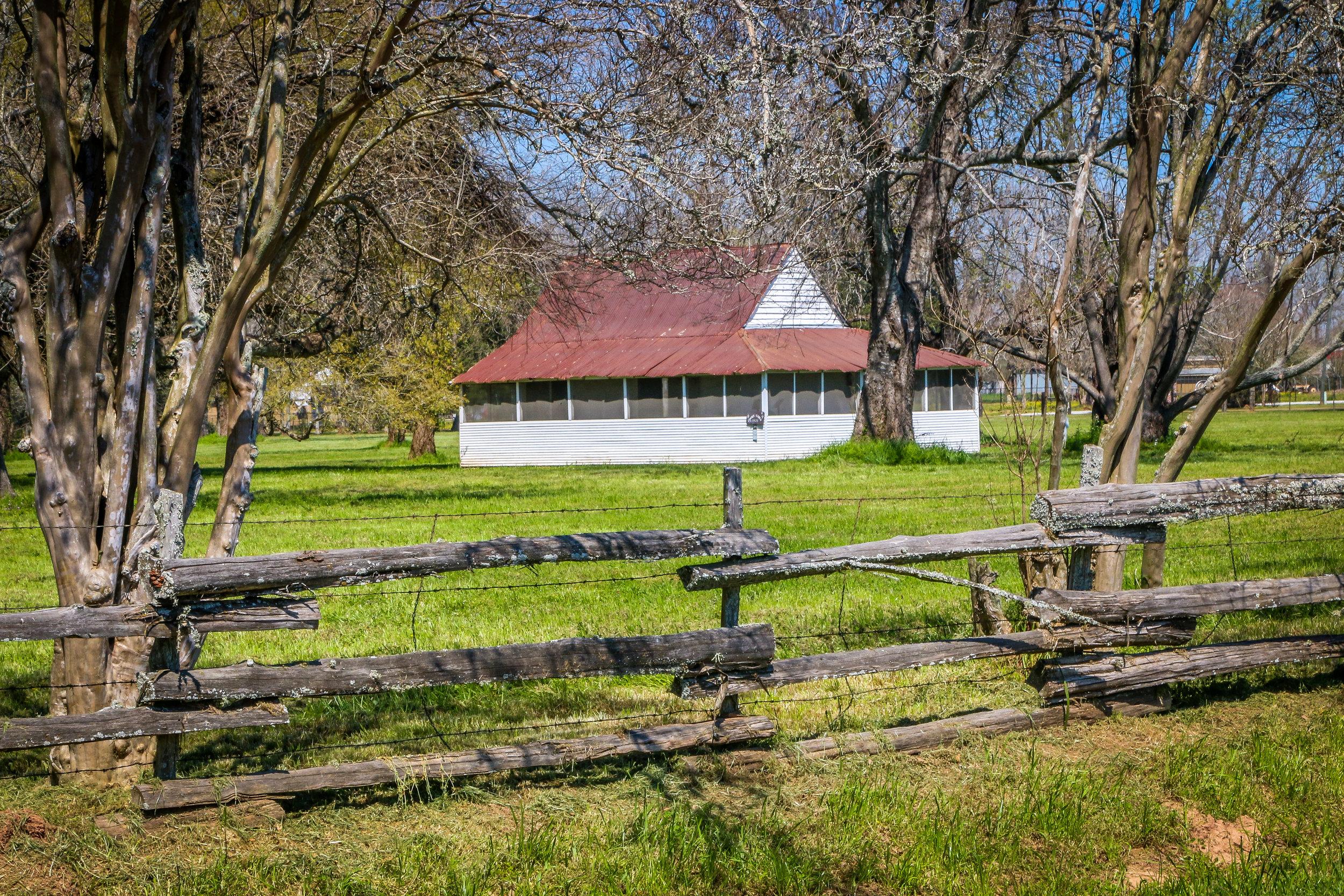 oakland plantation cane river creole national historic site louisiana nps