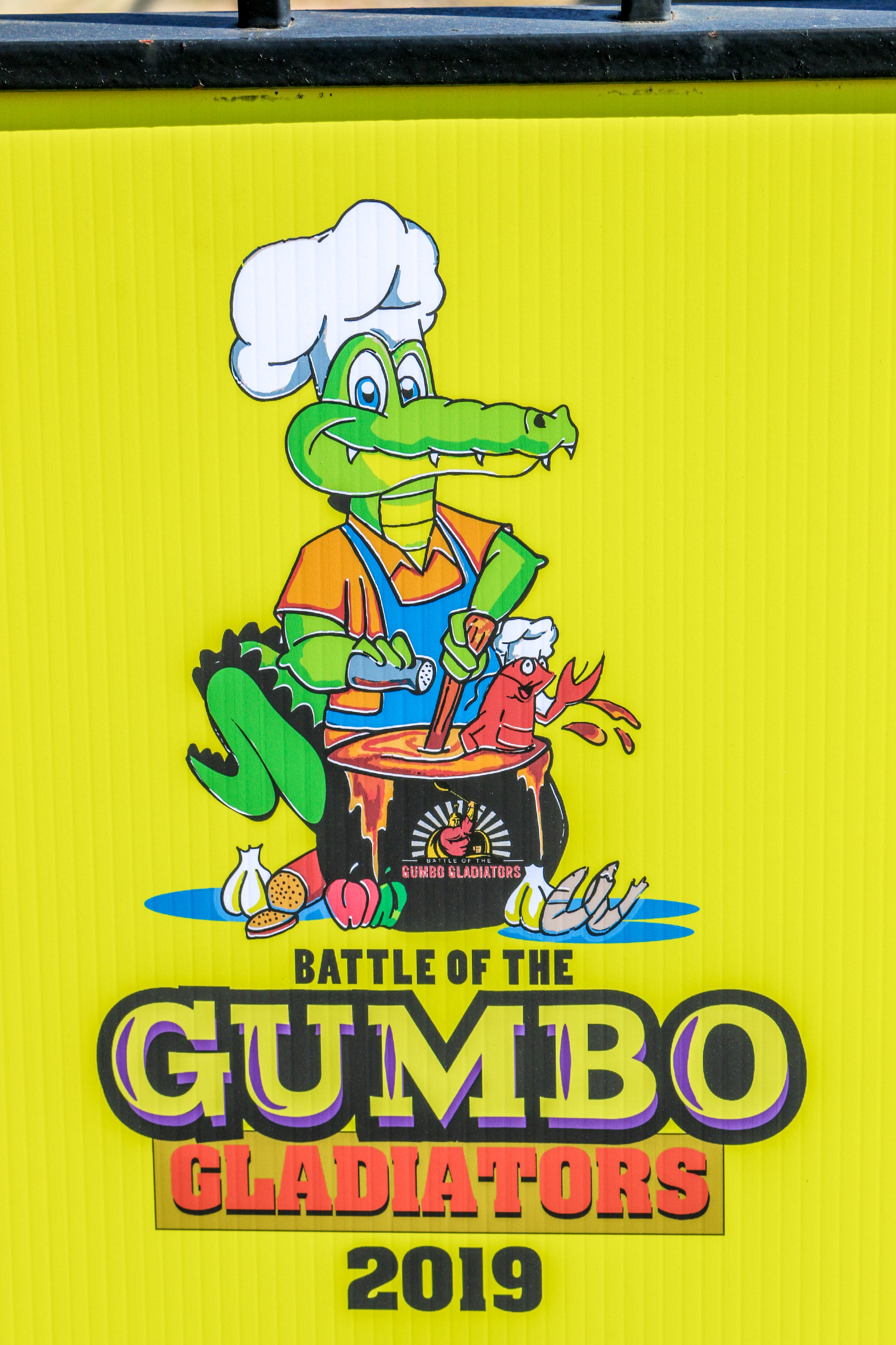 Battle of the Gumbo Gladiators Shreveport Louisiana
