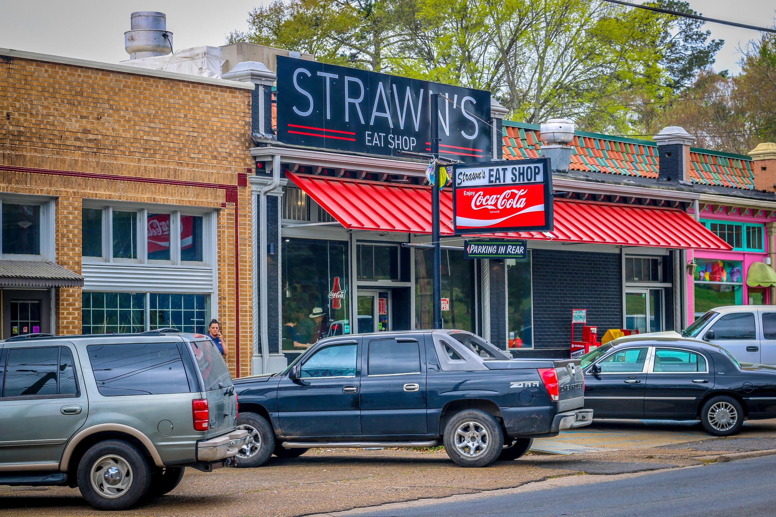 Strawn's Eat Shop