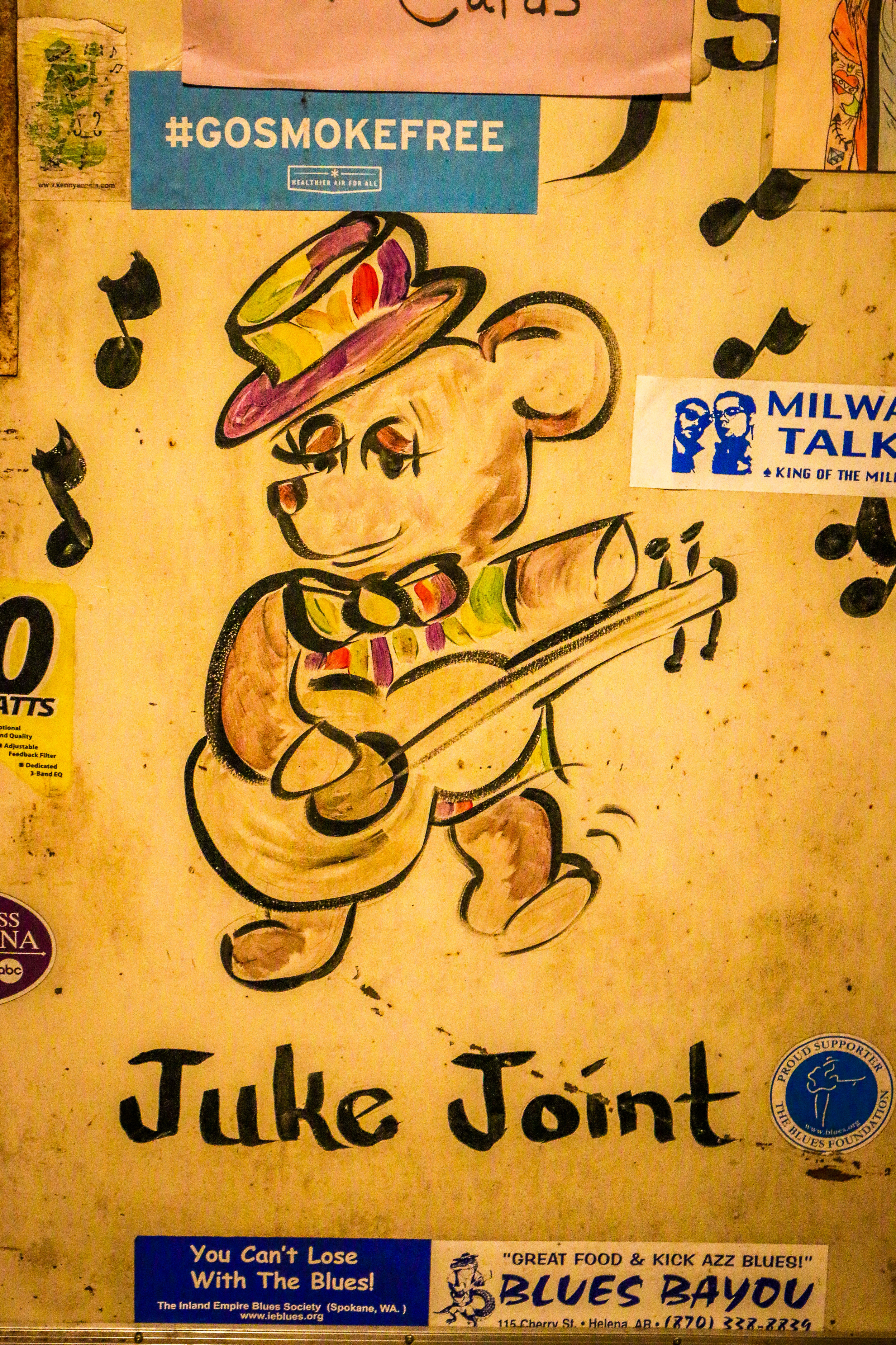Teddy's Juke Joint Zachary Louisiana LA