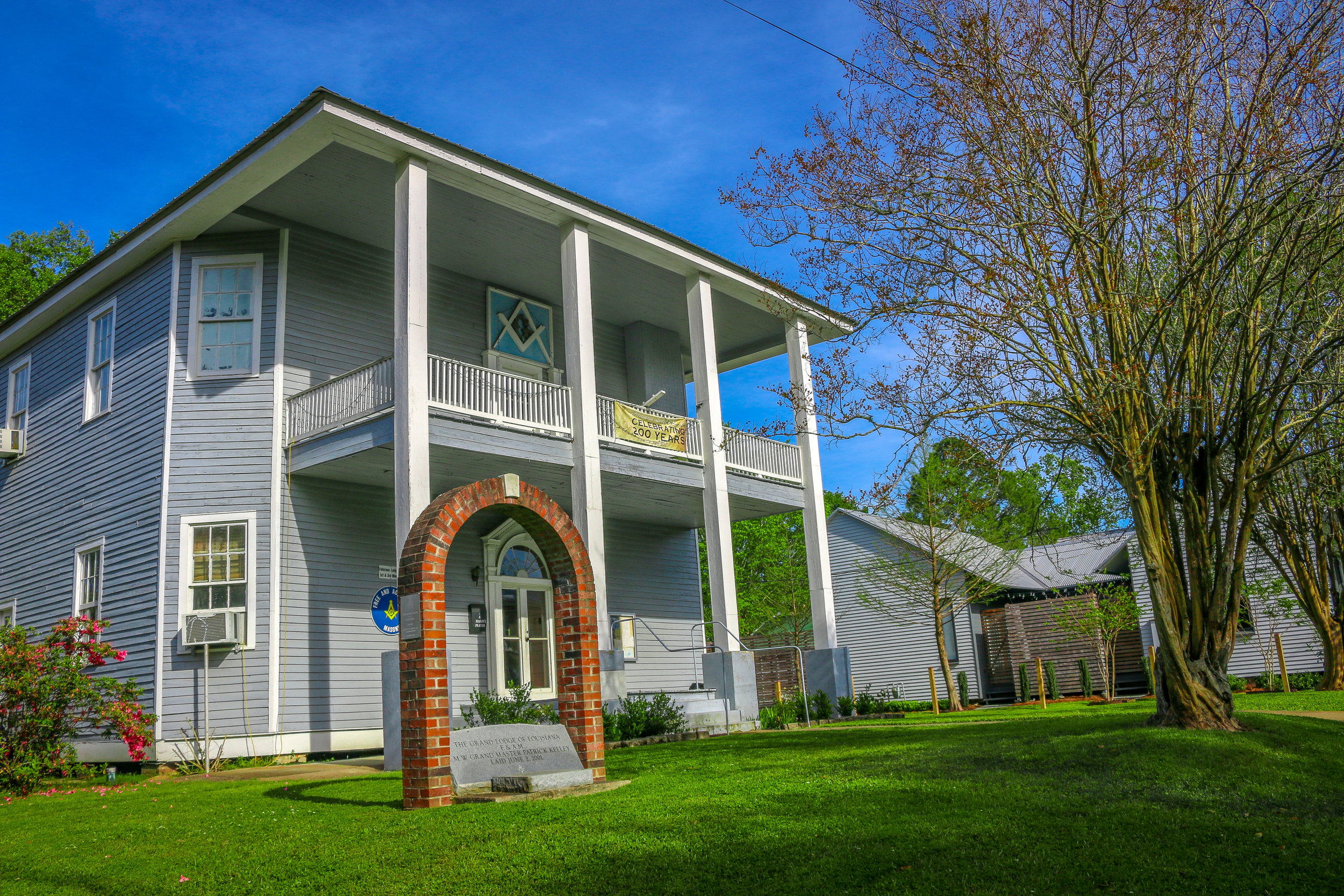 Historic St. Francisville Louisiana LA West Feliciana Parish