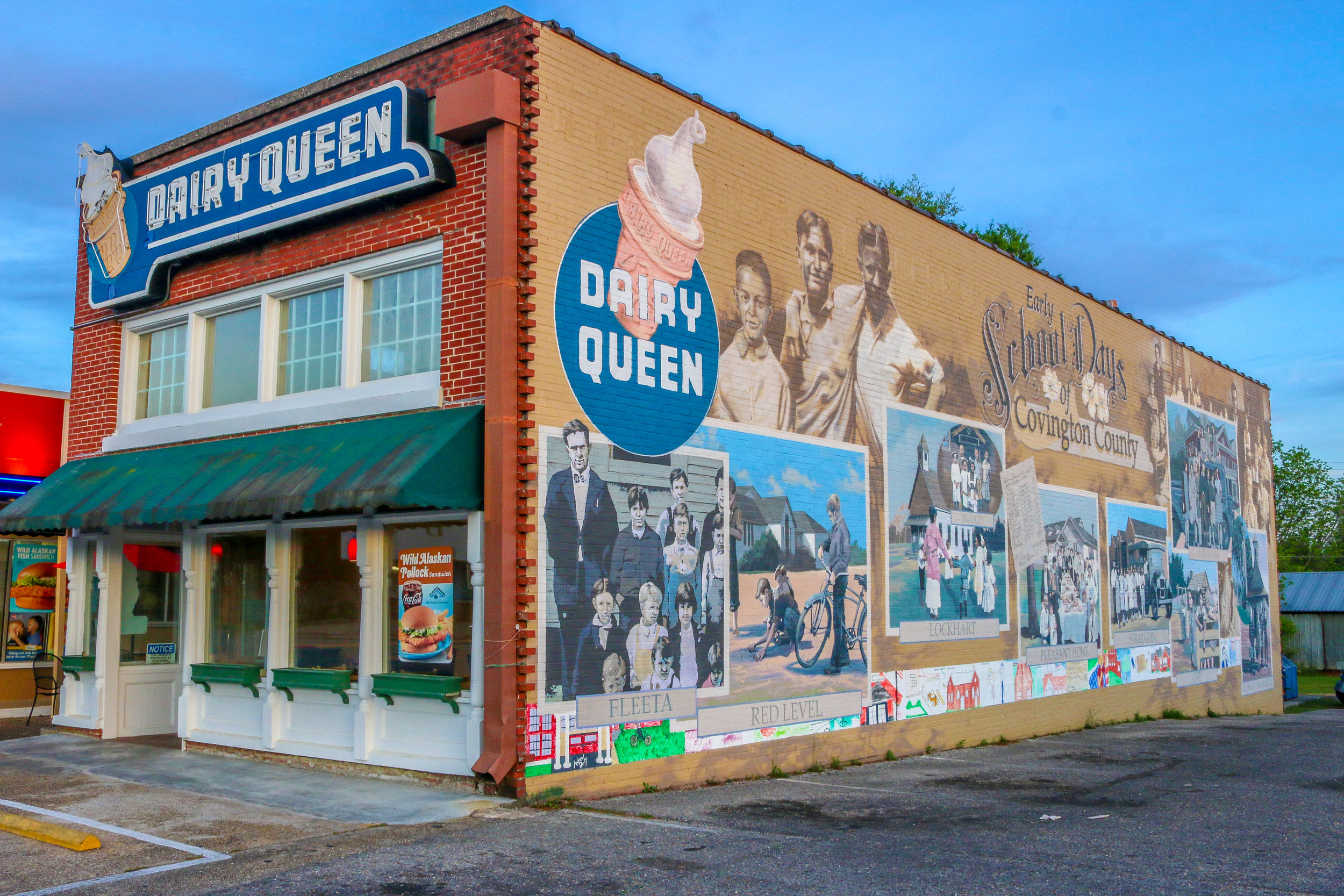 Andalusia Dairy Queen