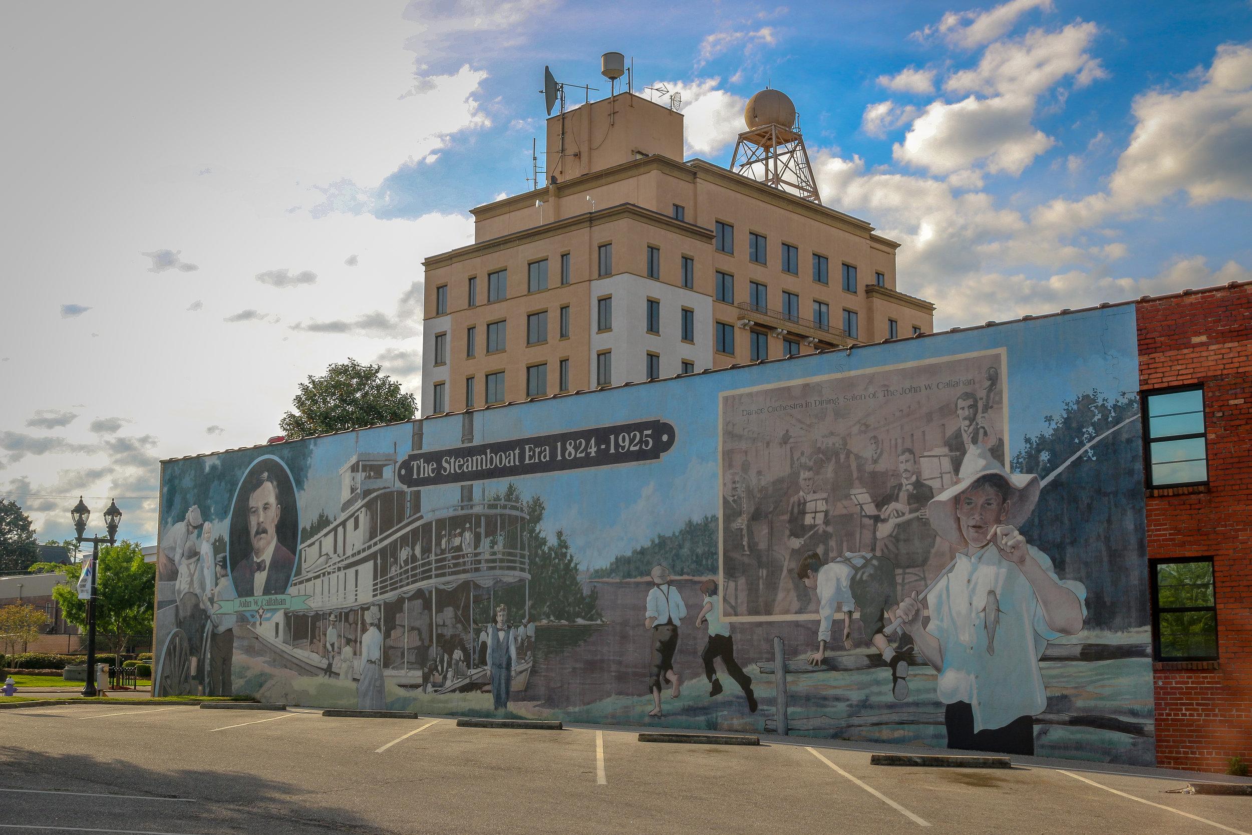 Historic Downtown Dothan Alabama AL Wiregrass