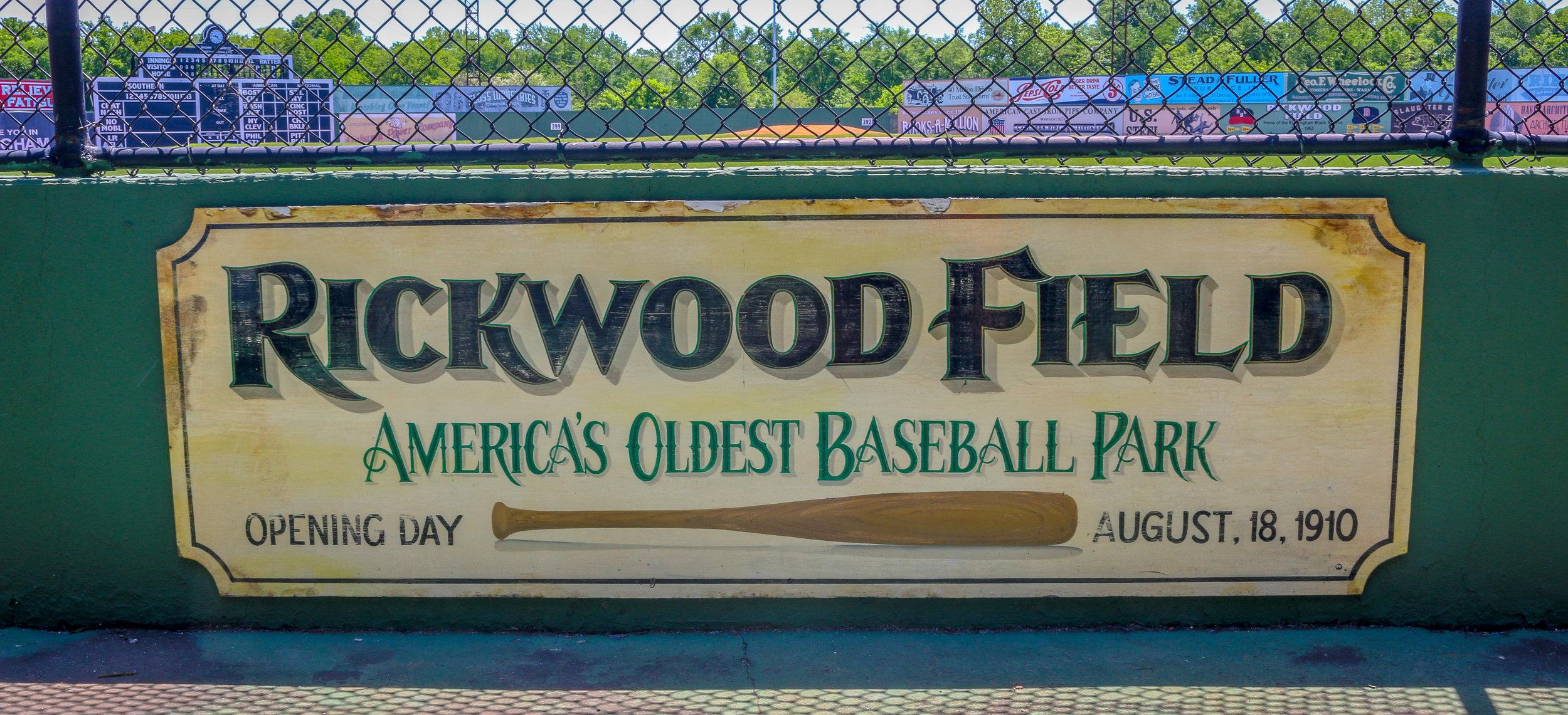 RIckwood Field Birmingham Alabama AL