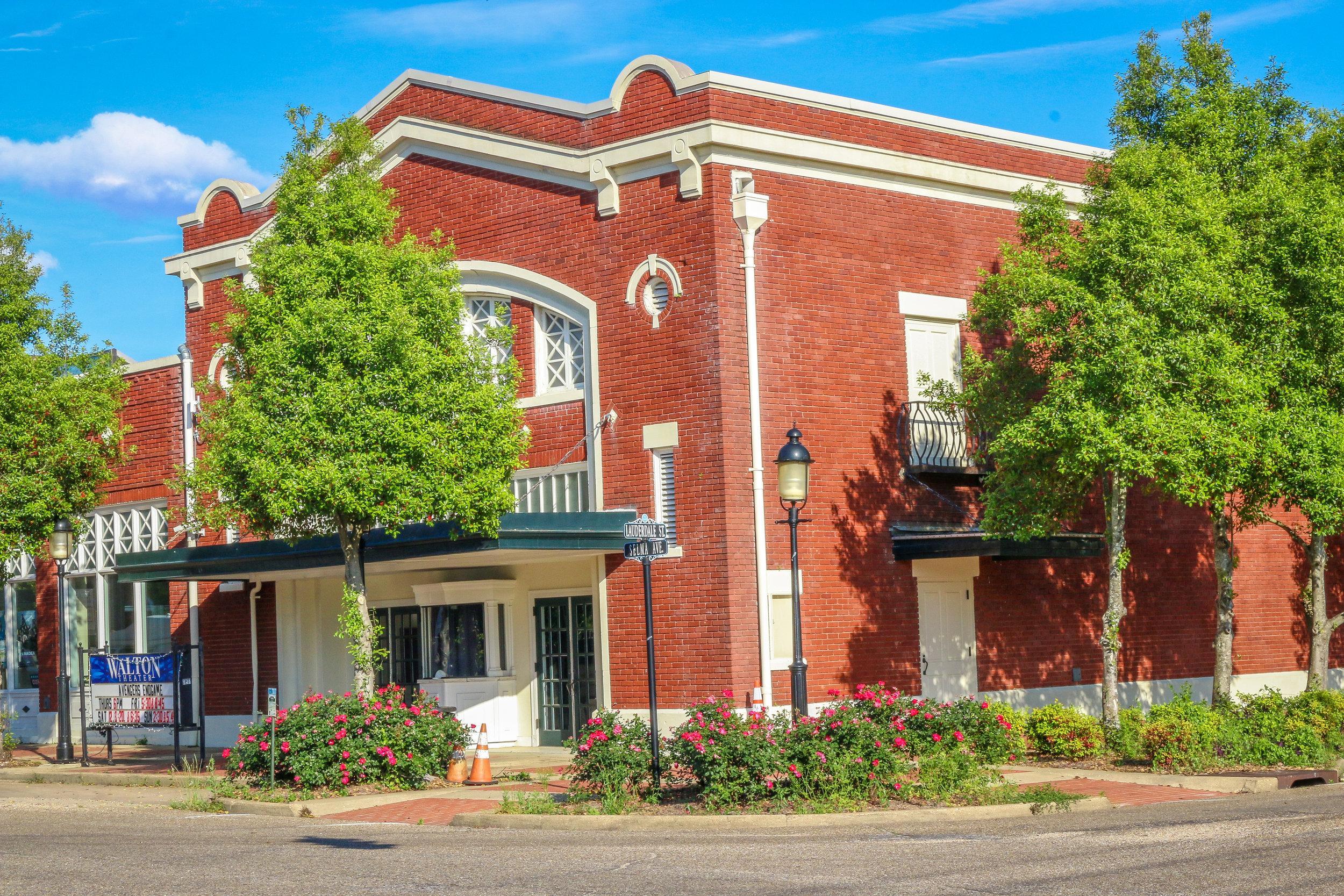 Walton Theater in Selma