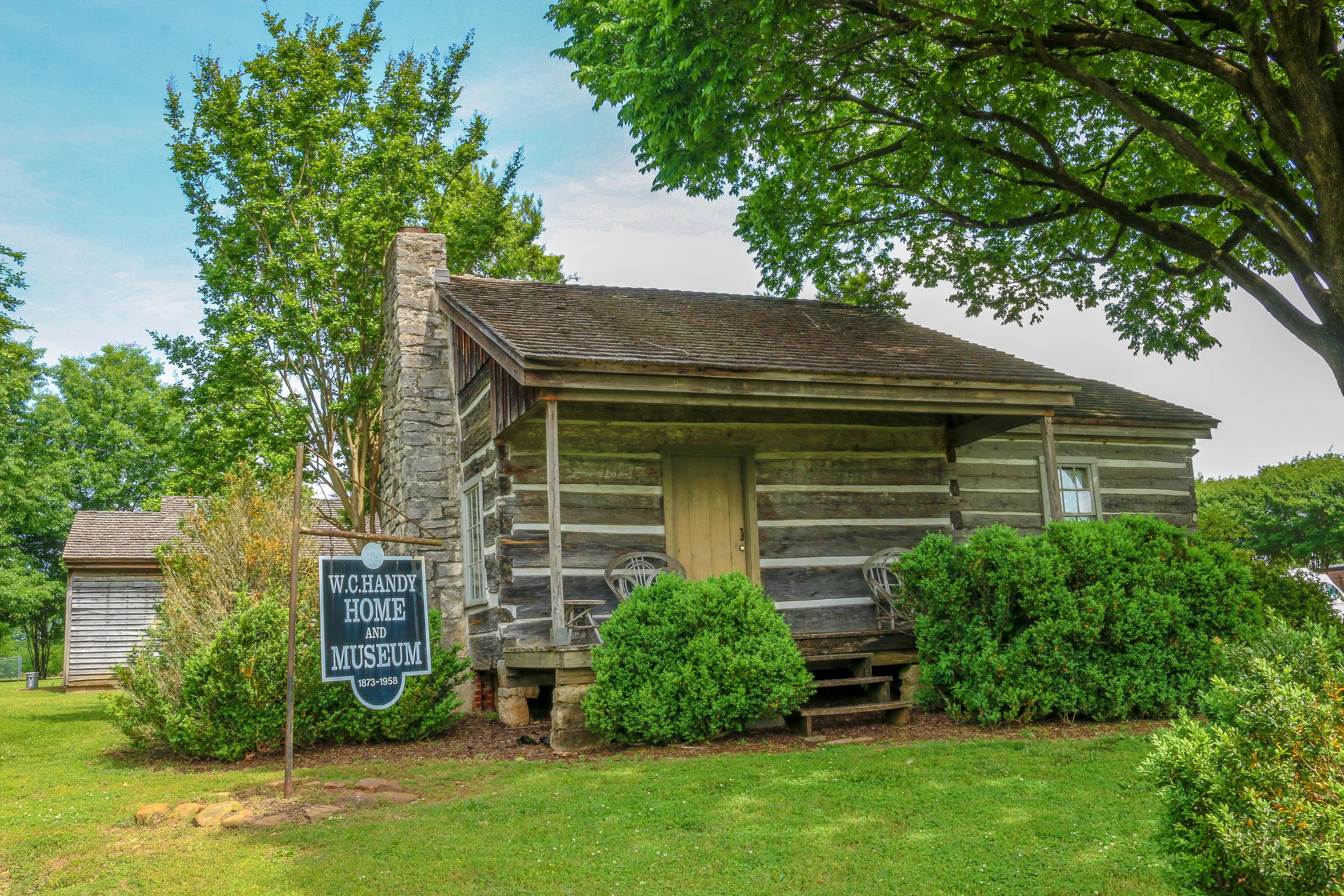 W.C. Handy's Birthplace